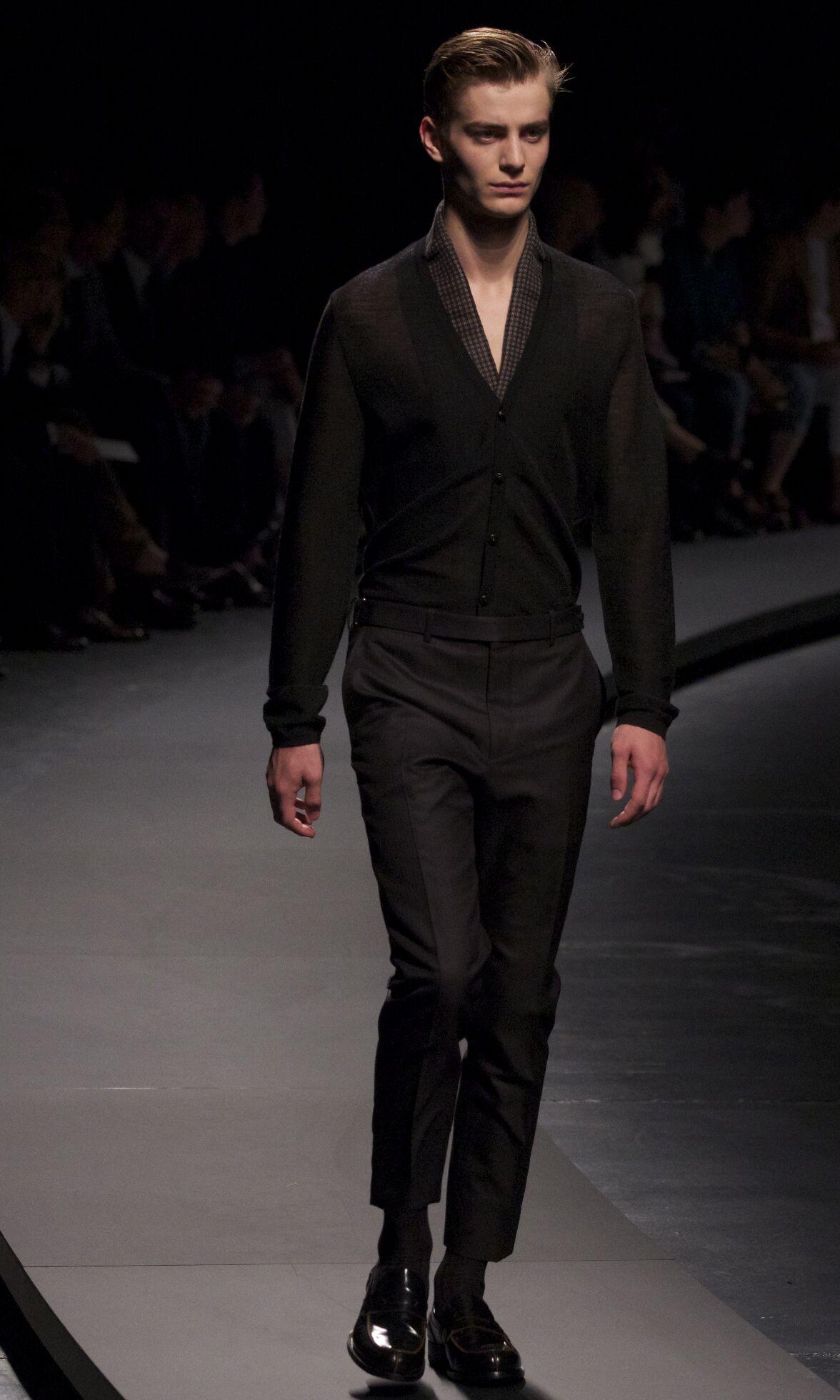 2014 Spring Fashion Ermenegildo Zegna