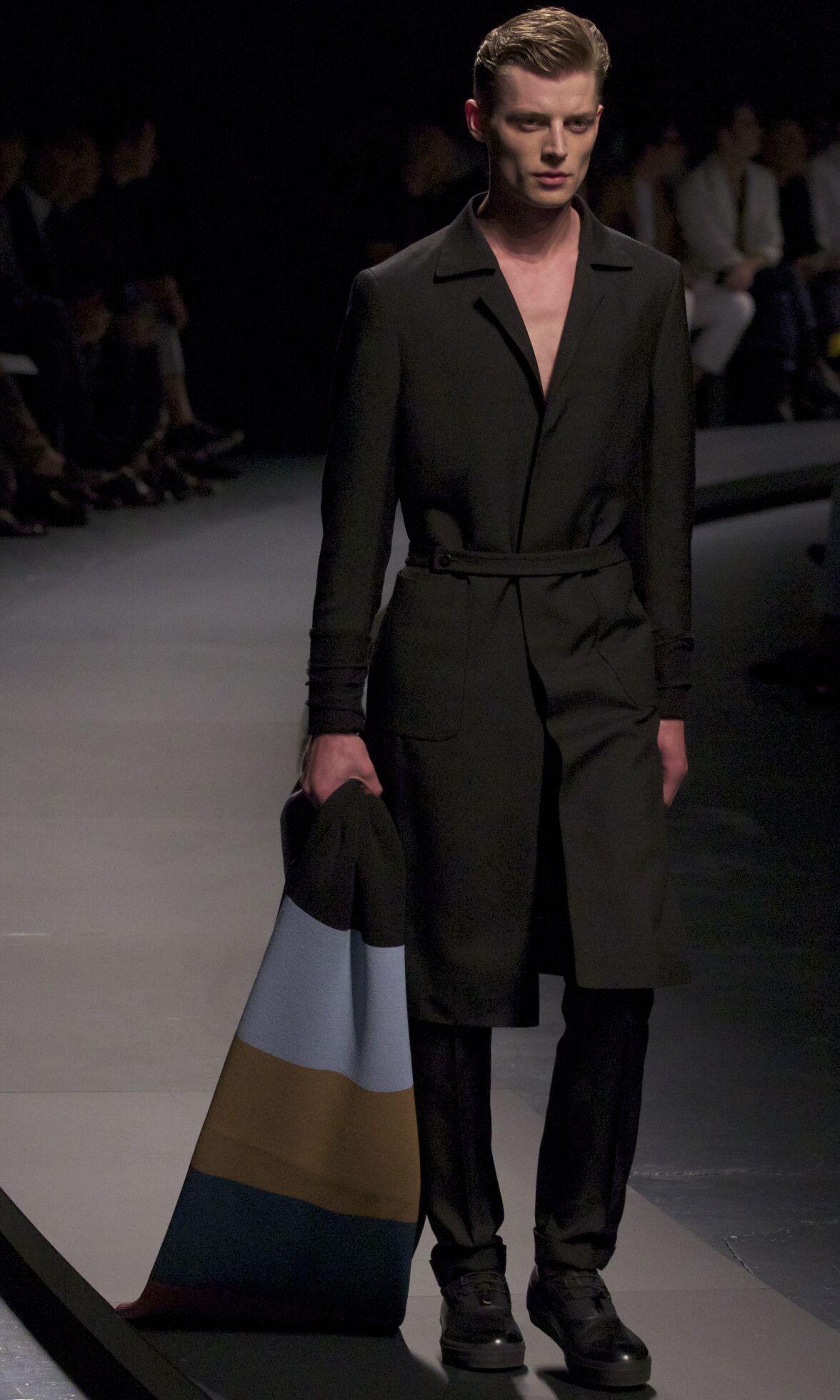 2014 Summer Fashion Trends Ermenegildo Zegna