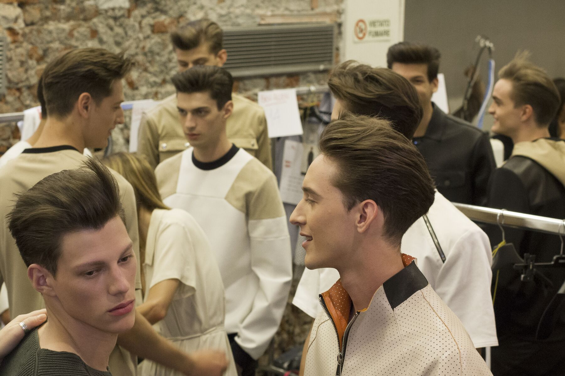 Backstage Iceberg Men's Collection 2014