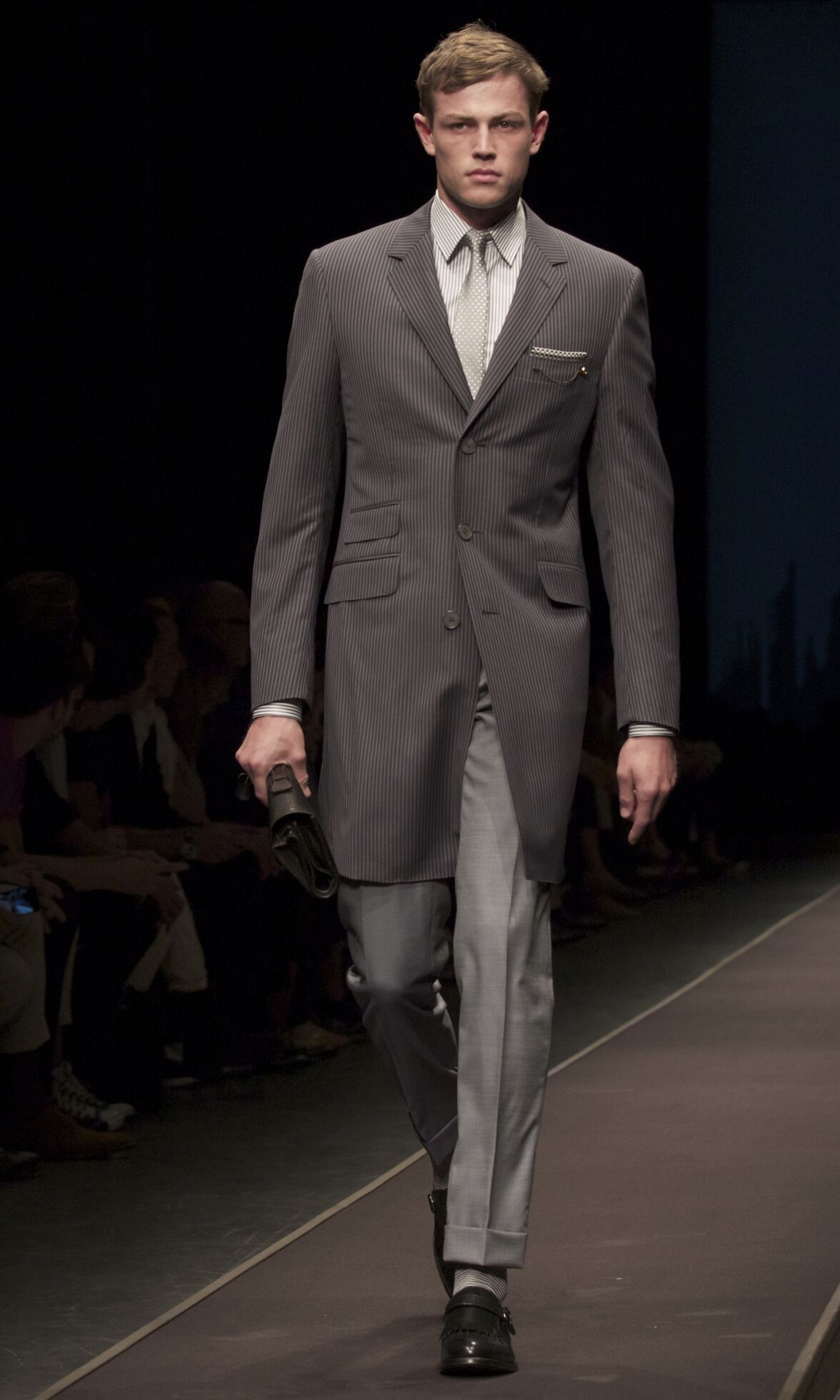 Canali Man Milano Fashion Week