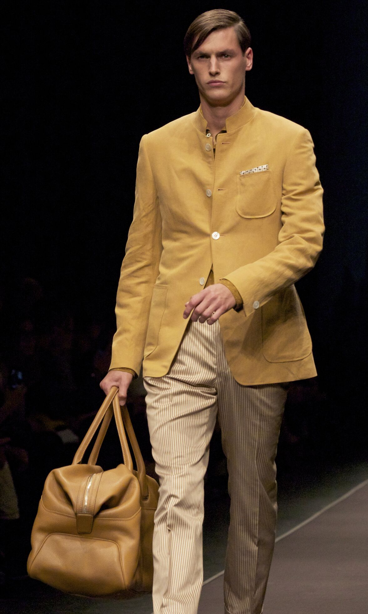 Canali Milano Fashion Week Menswear