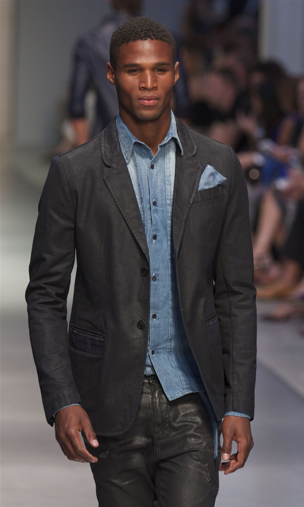 Catwalk Ermanno Scervino Man Fashion Show Summer 2014