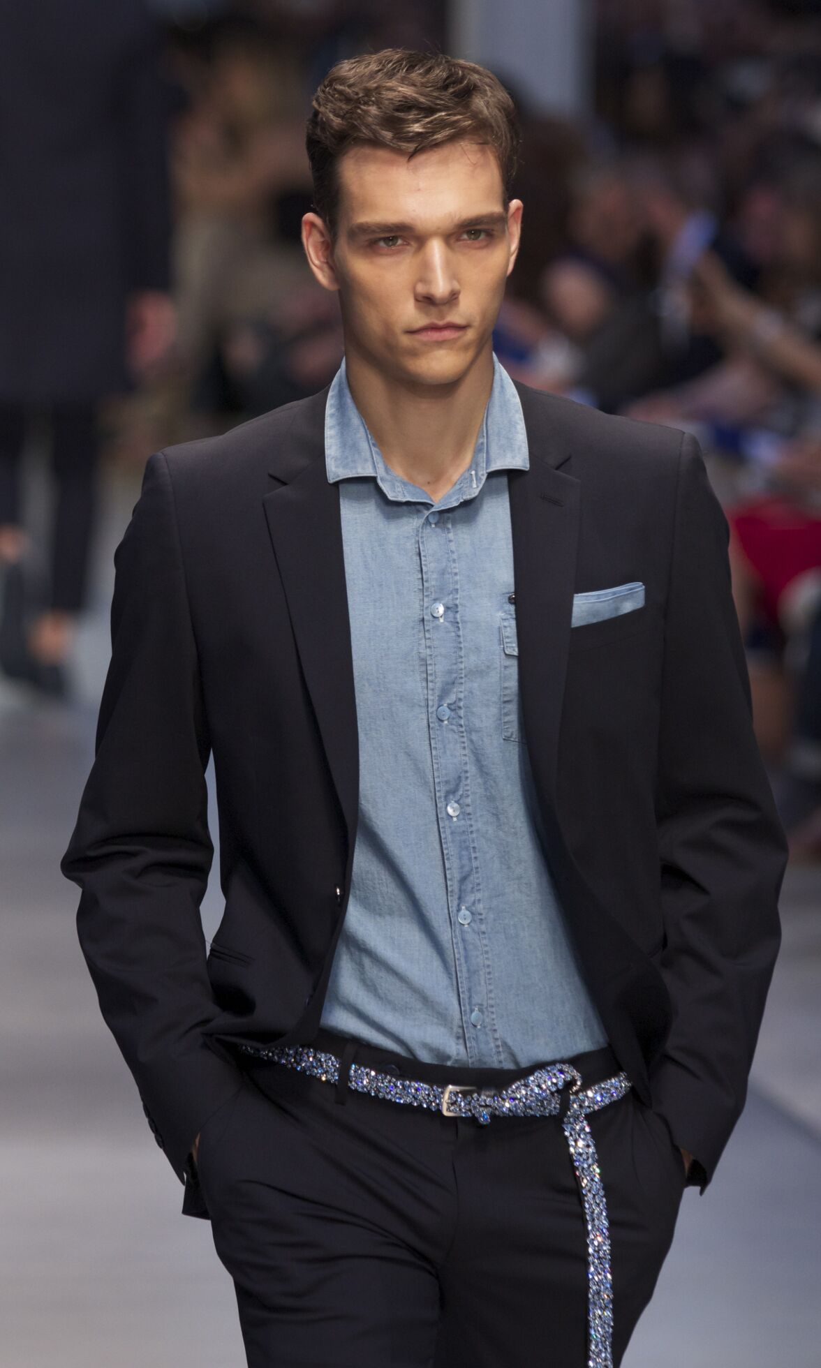 Ermanno Scervino Catwalk Fashion Trends Milan