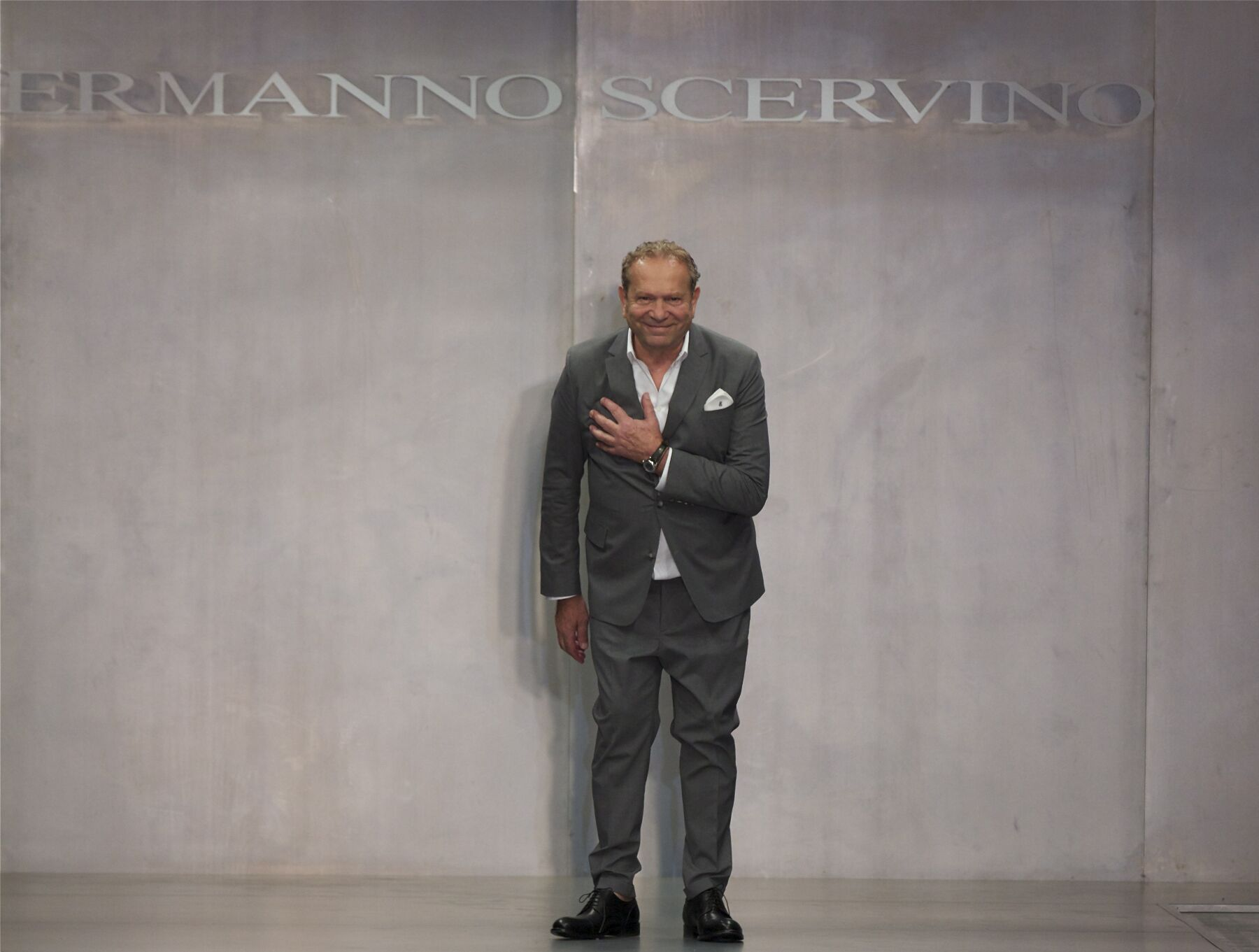 Ermanno Scervino Catwalk Finale
