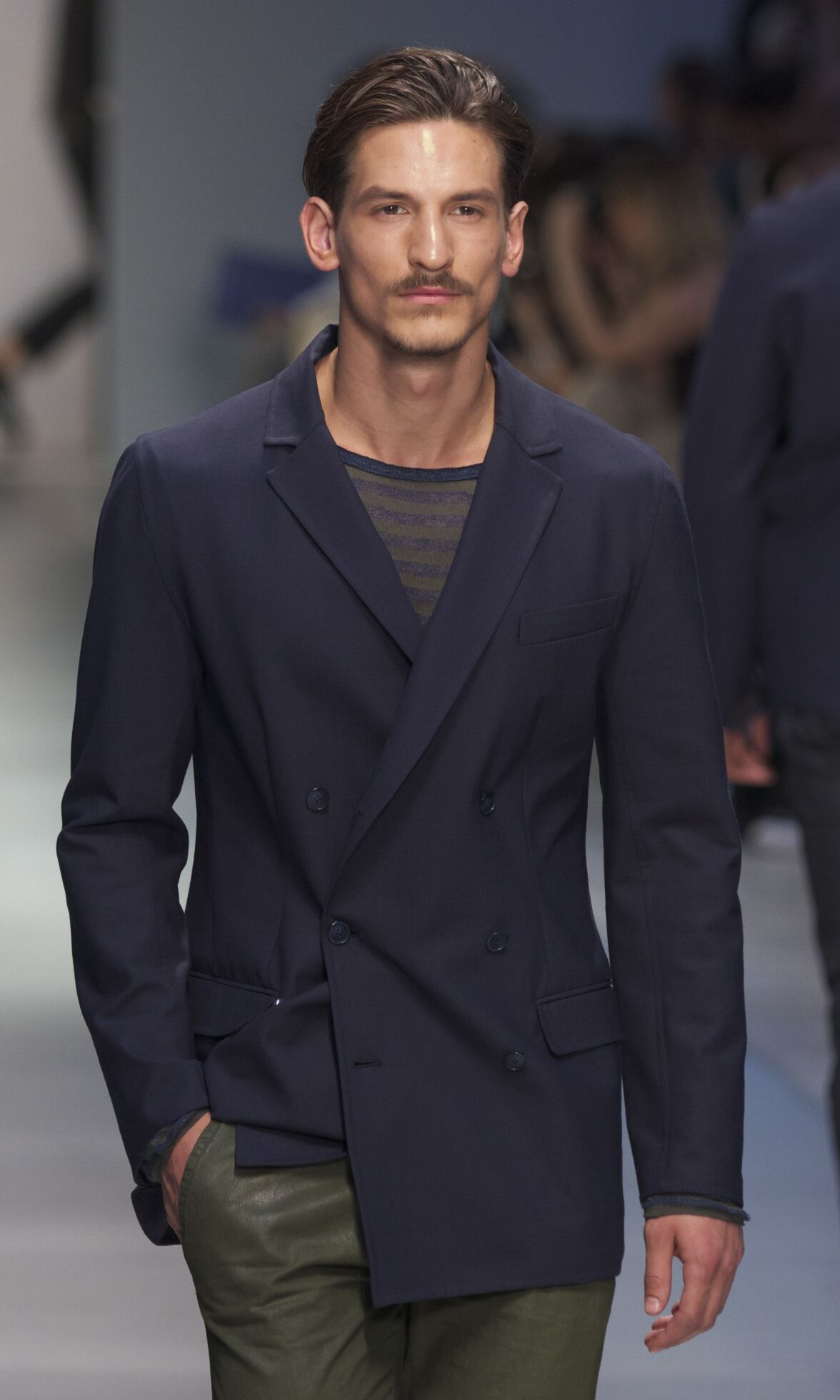 Ermanno Scervino Men's Collection 2014