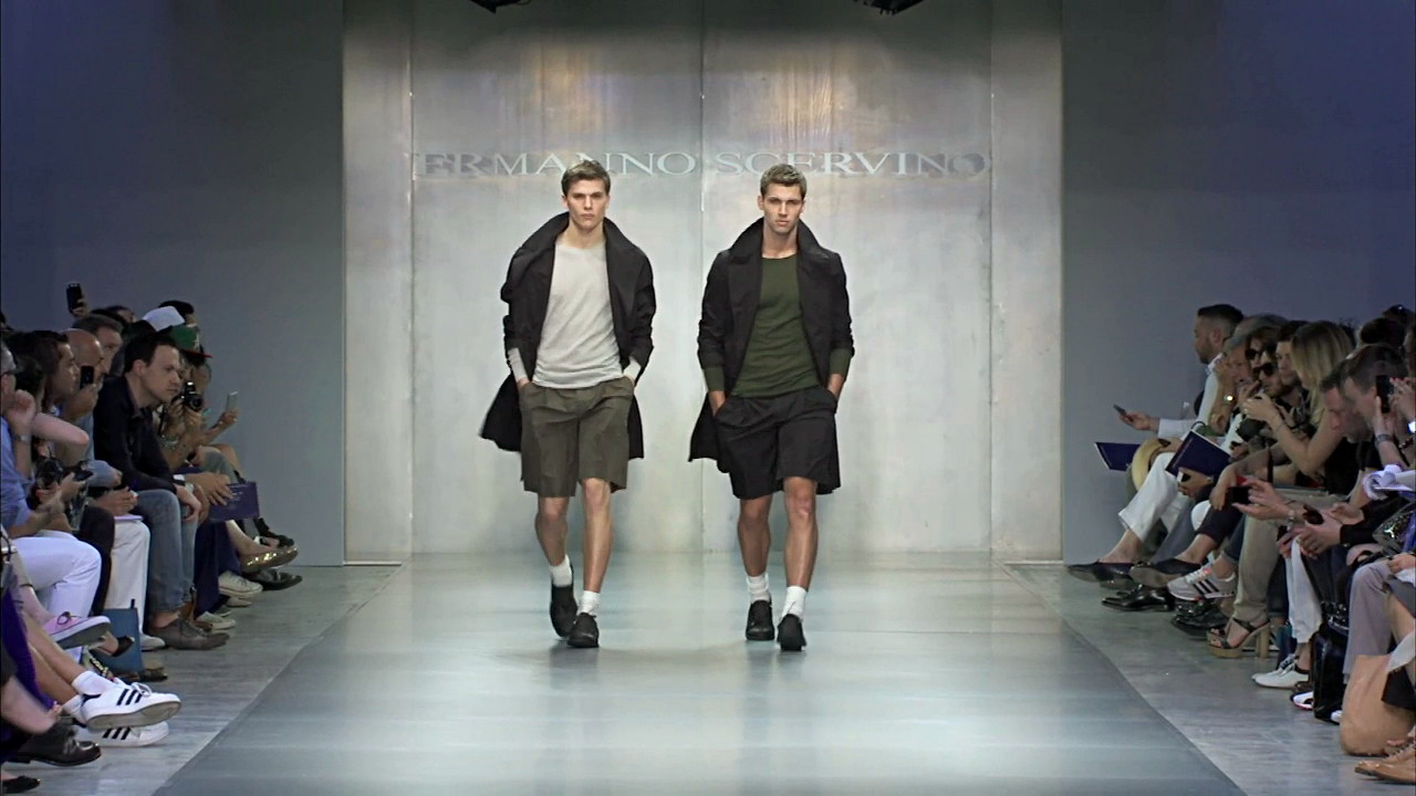 Ermanno Scervino Spring Summer 2014 Men's Collection - Milan Fashion Week