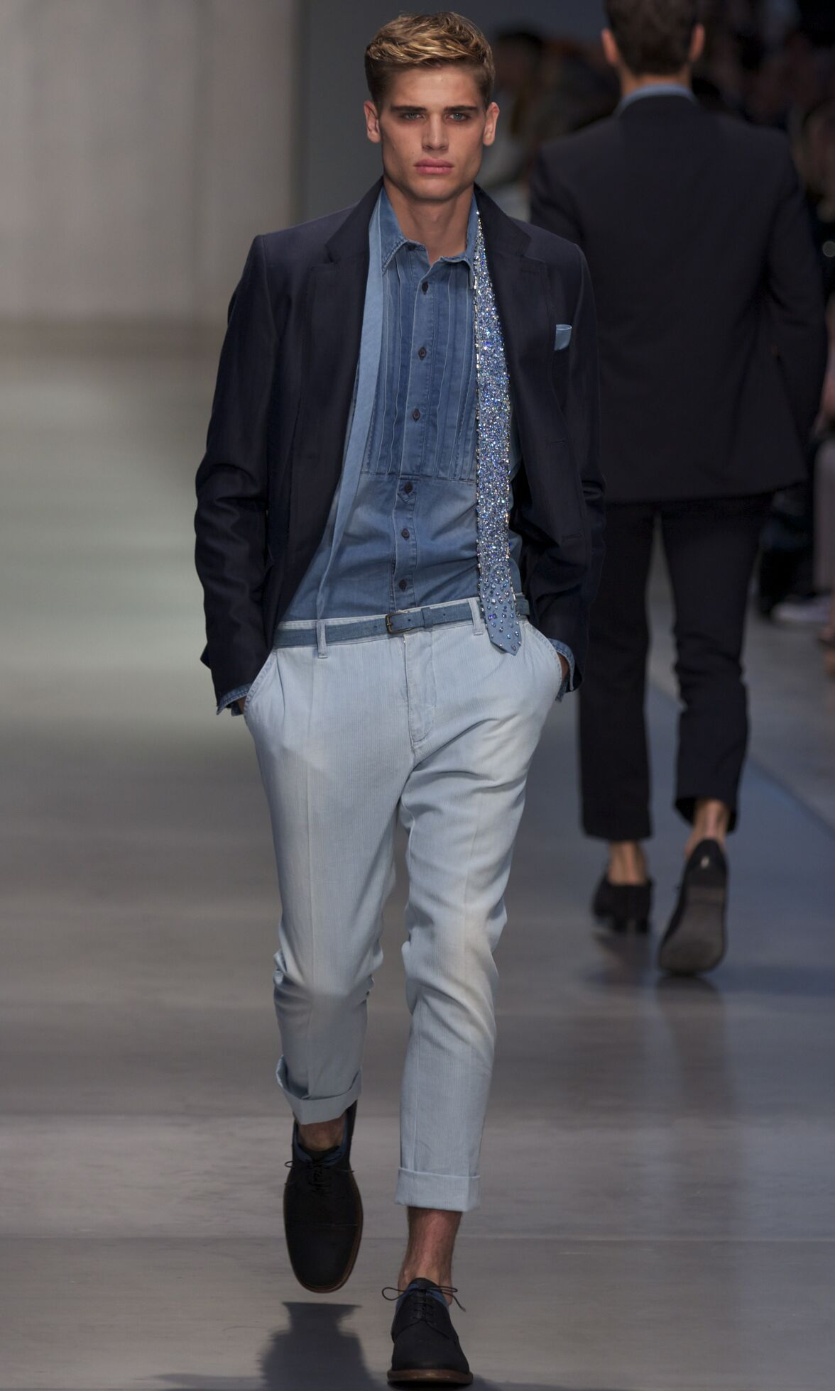 Ermanno Scervino Spring Summer 2014 Mens Collection Milan Fashion