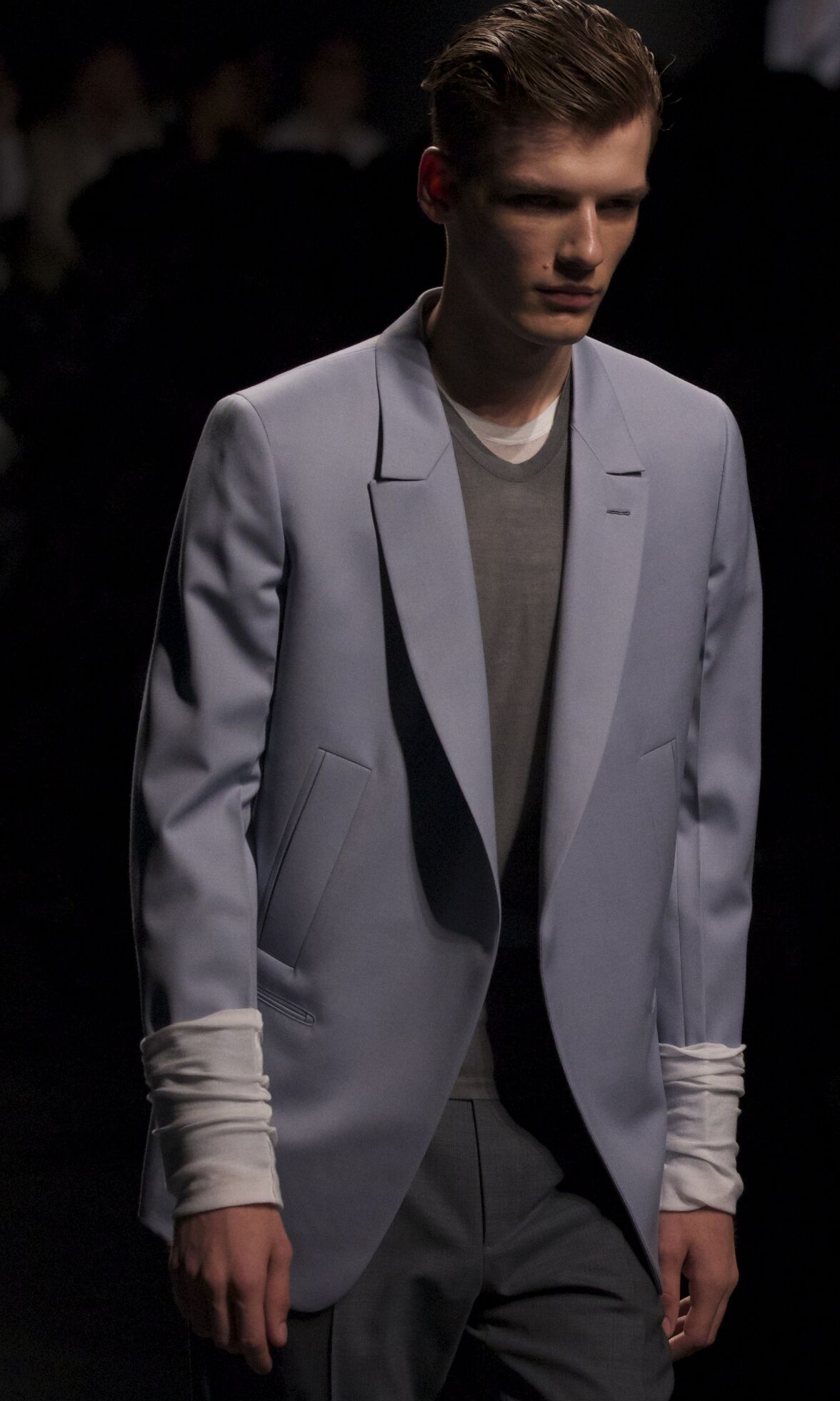 Ermenegildo Zegna Milano Fashion Week Menswear