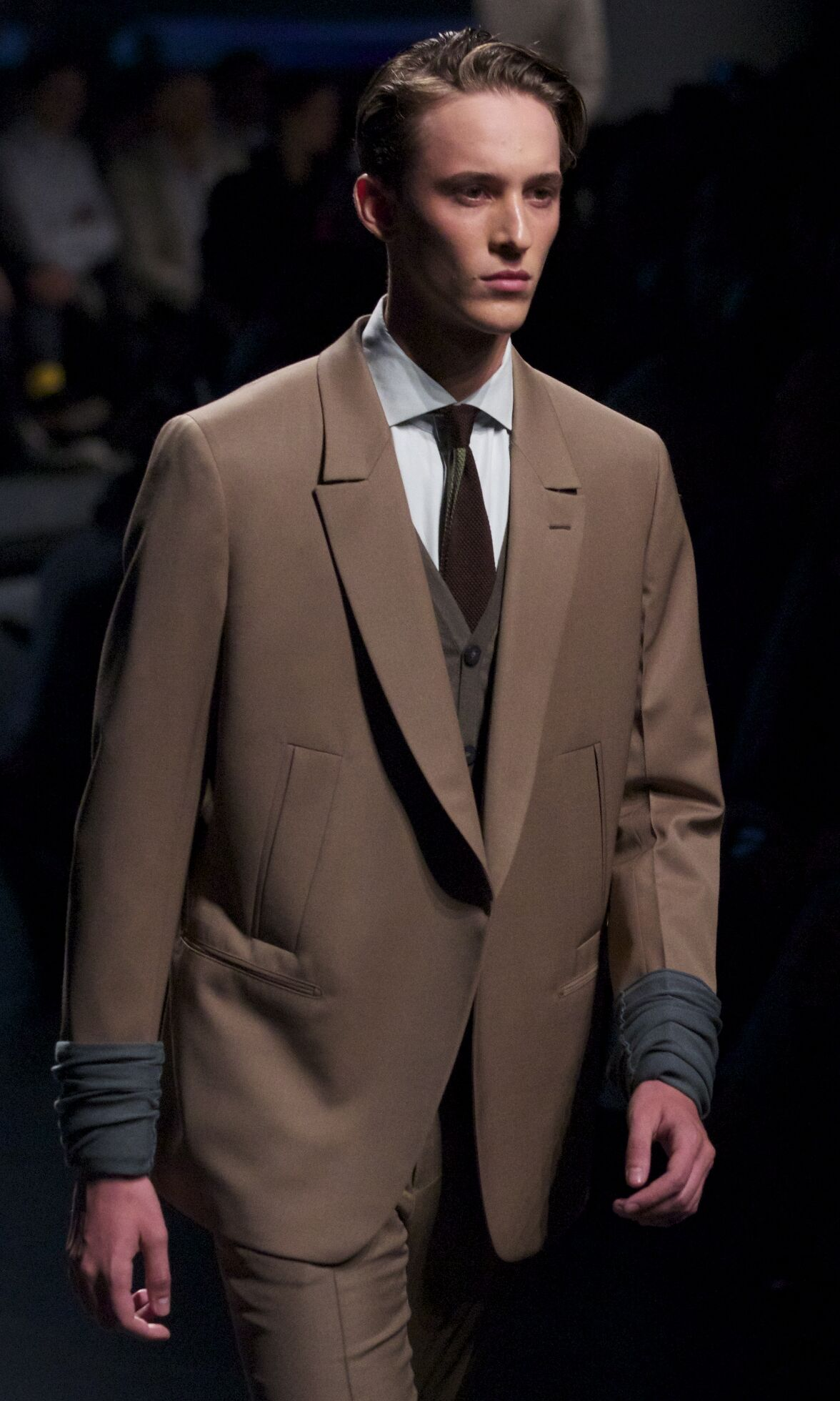 Ermenegildo Zegna Spring Summer 2014 Mens Collection Milano Fashion Week