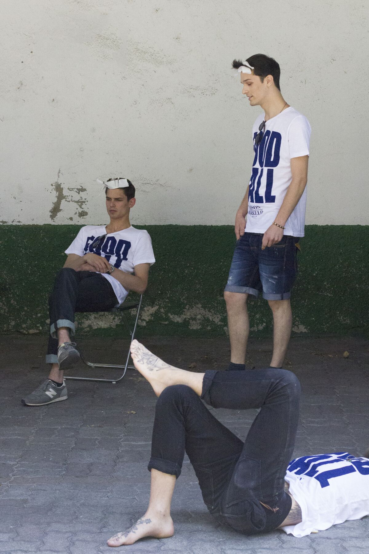 Fashion Models Frankie Morello