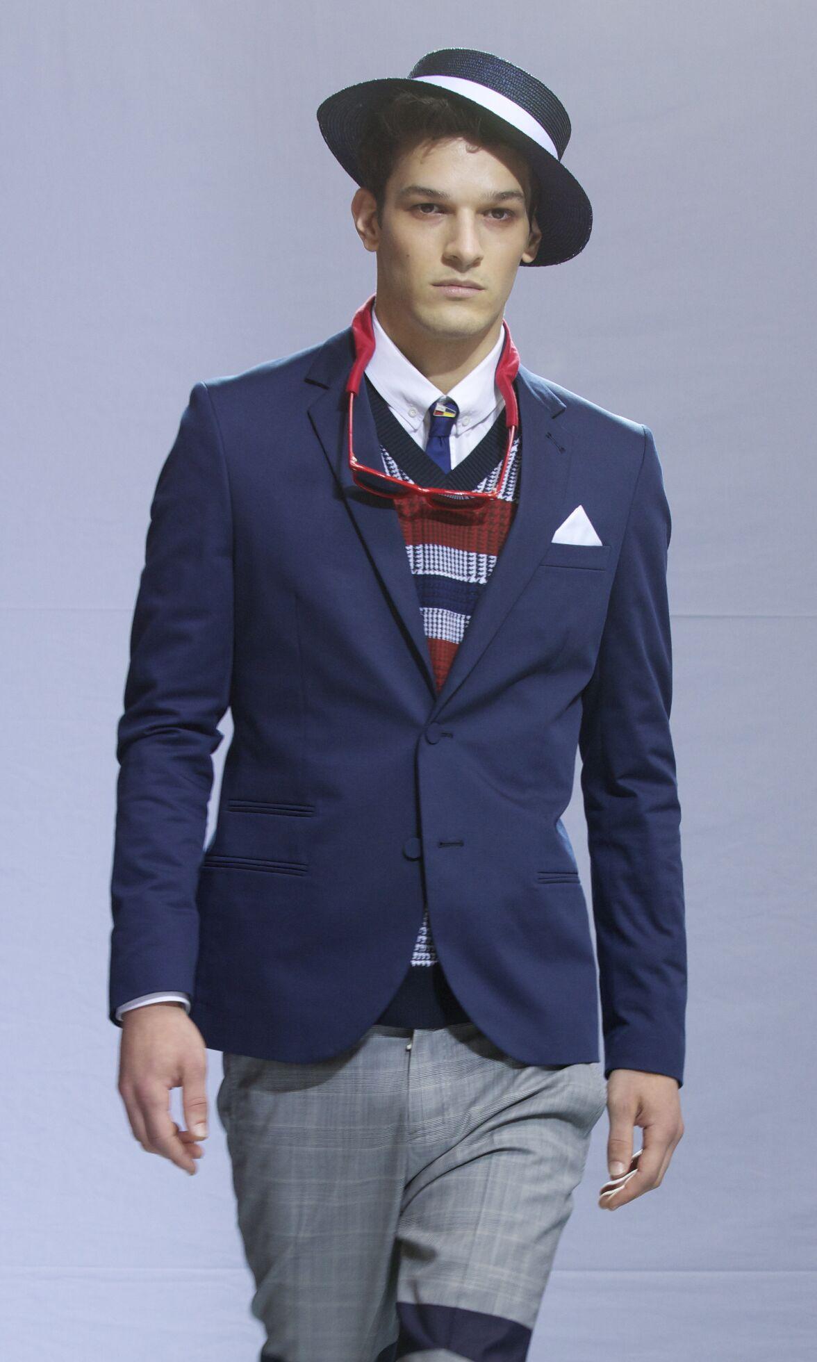 Frankie Morello Man Milano Fashion Week