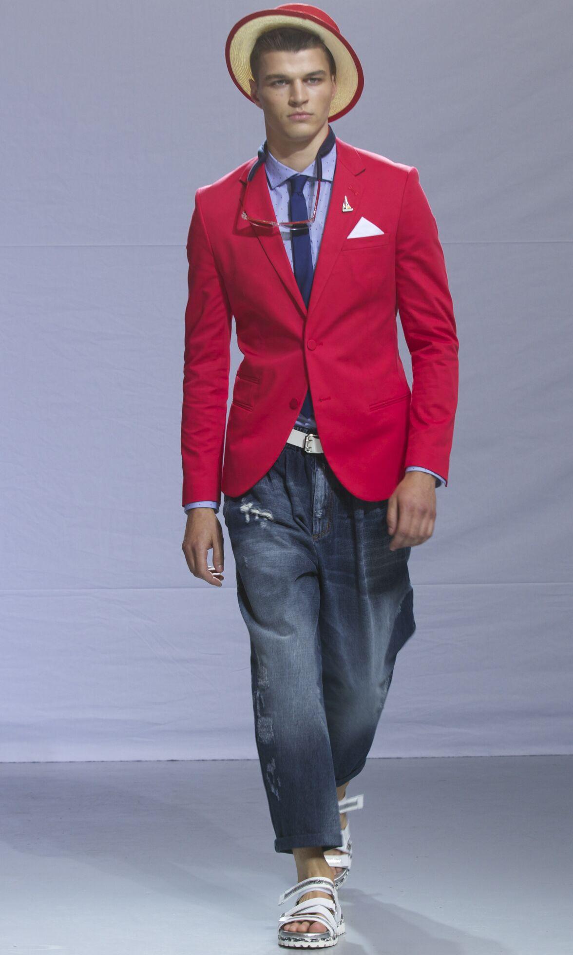 Frankie Morello Style