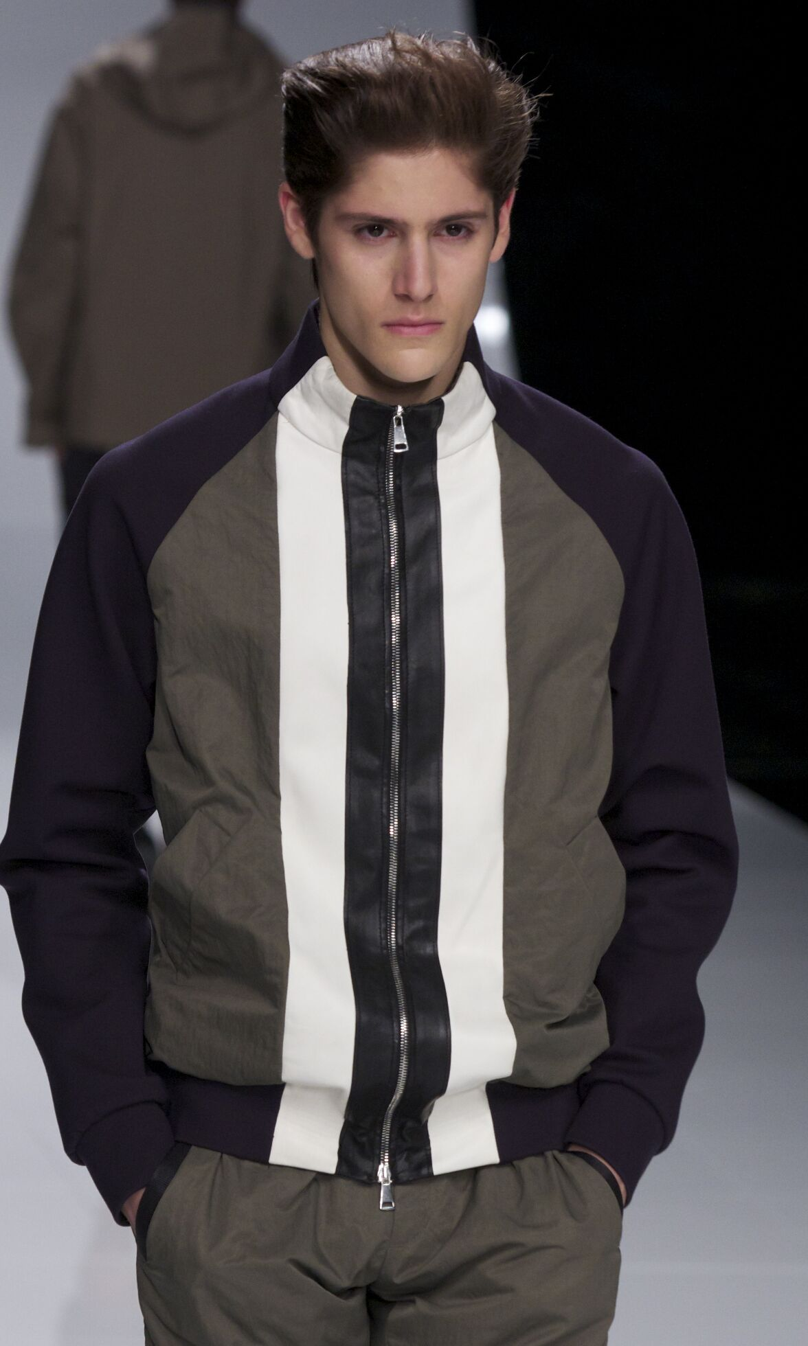 Runway Iceberg Spring Summer 2014 Men Collection Milan Fashion Week