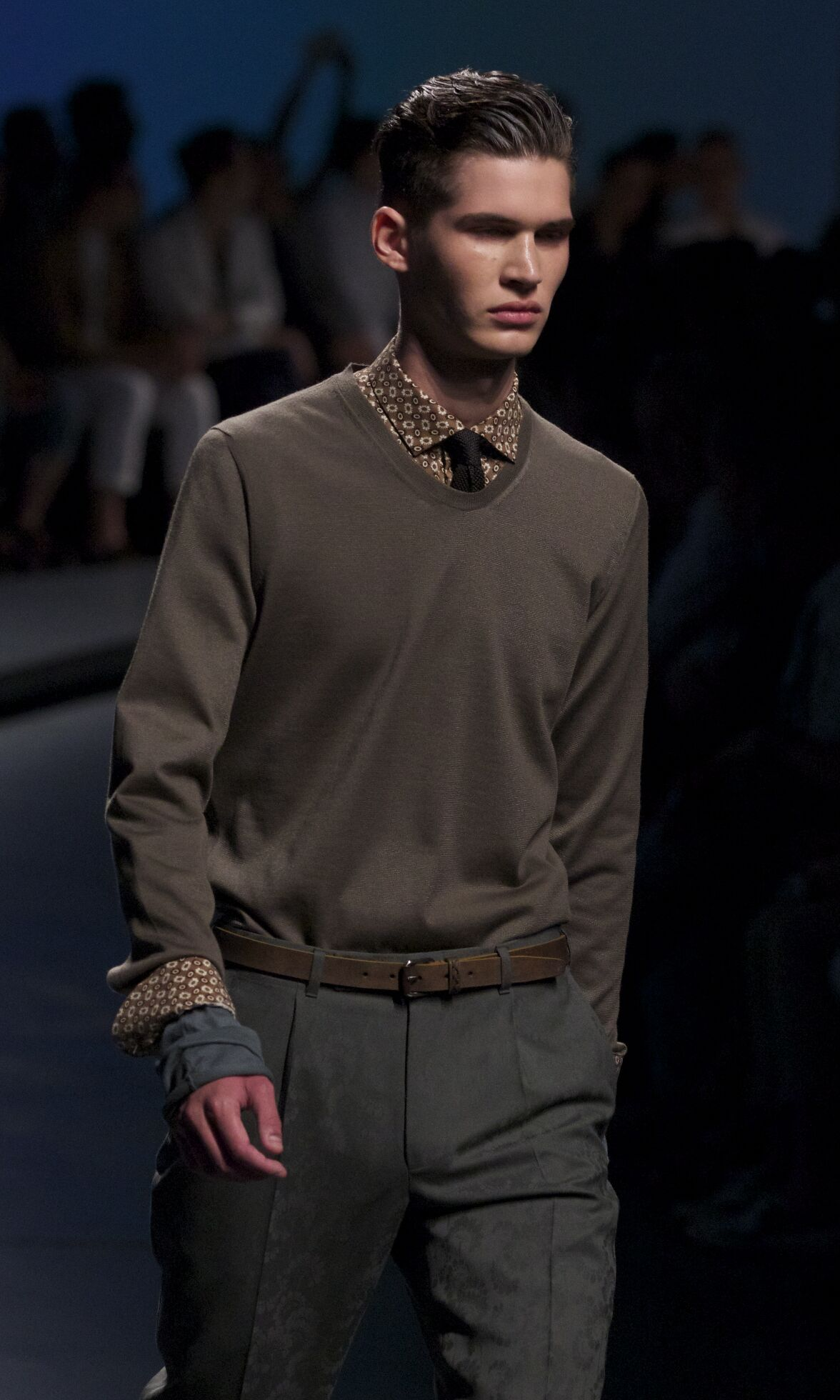 Spring 2014 Fashion Trends Ermenegildo Zegna