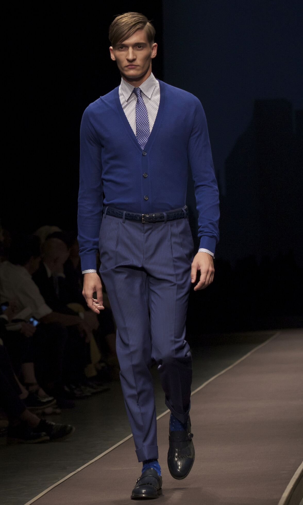 Spring 2014 Woman Fashion Show Canali