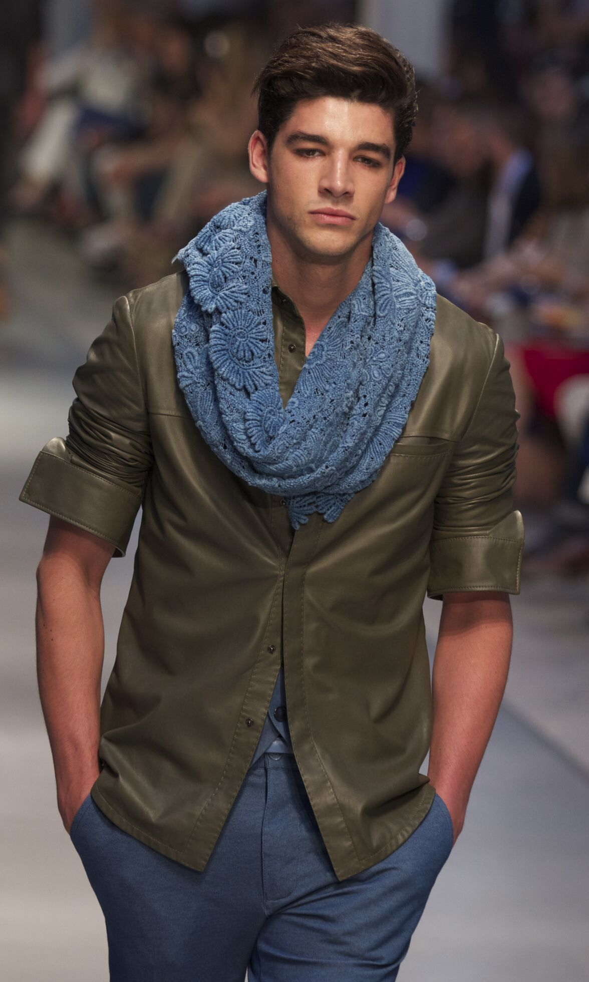 Spring Fashion 2014 Ermanno Scervino