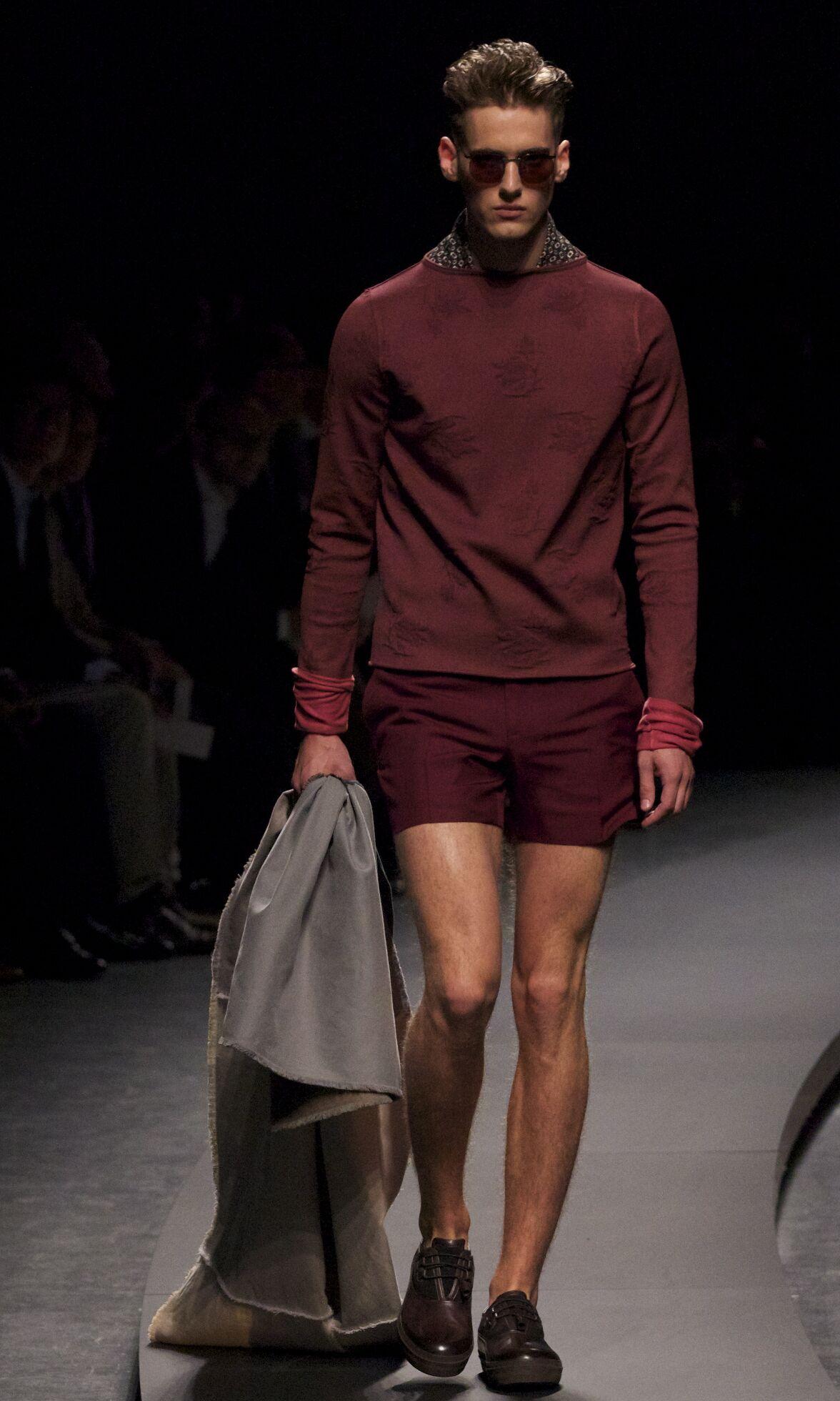 Spring Fashion 2014 Ermenegildo Zegna