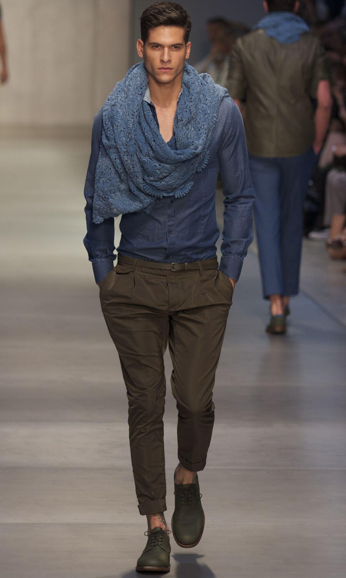 Spring Suit 2014 Man Milan Ermanno Scervino