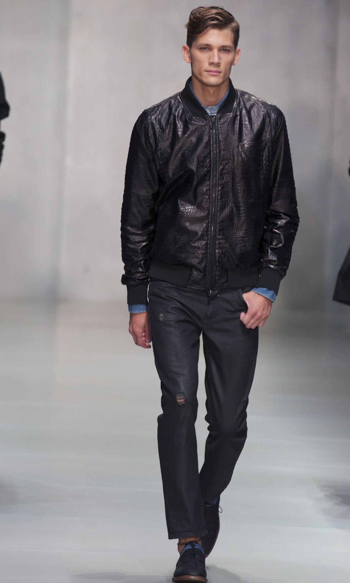 Spring Summer 2014 Fashion Men's Collection Ermanno Scervino
