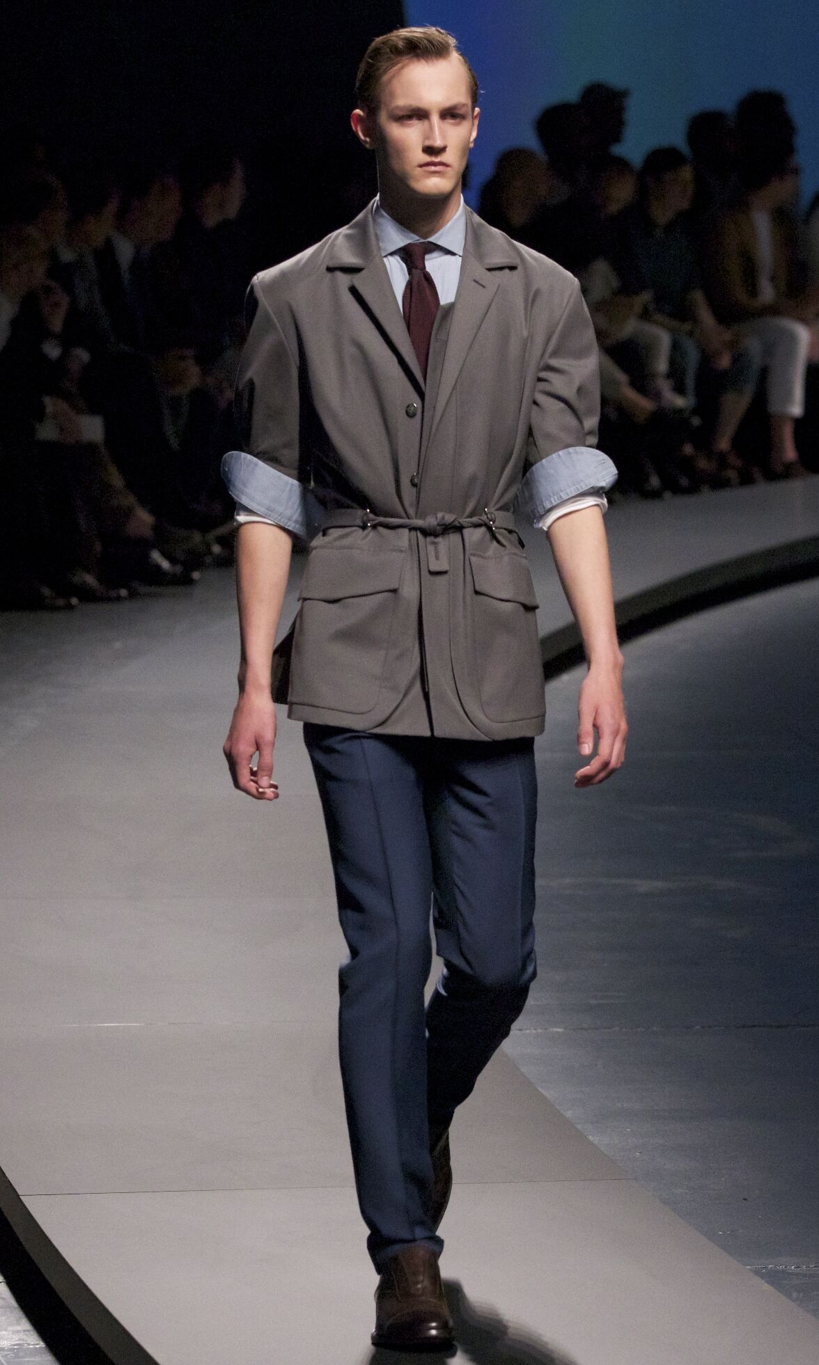Spring Summer 2014 Fashion Men's Collection Ermenegildo Zegna