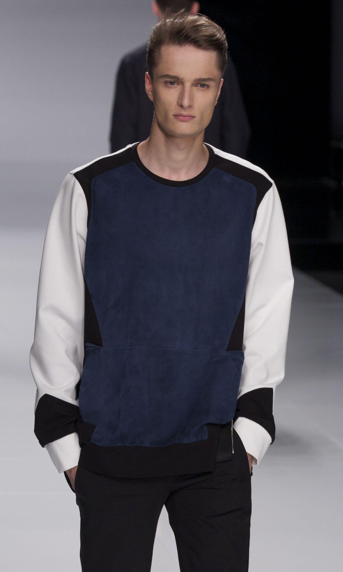 Spring Summer 2014 Fashion Men's Collection Iceberg