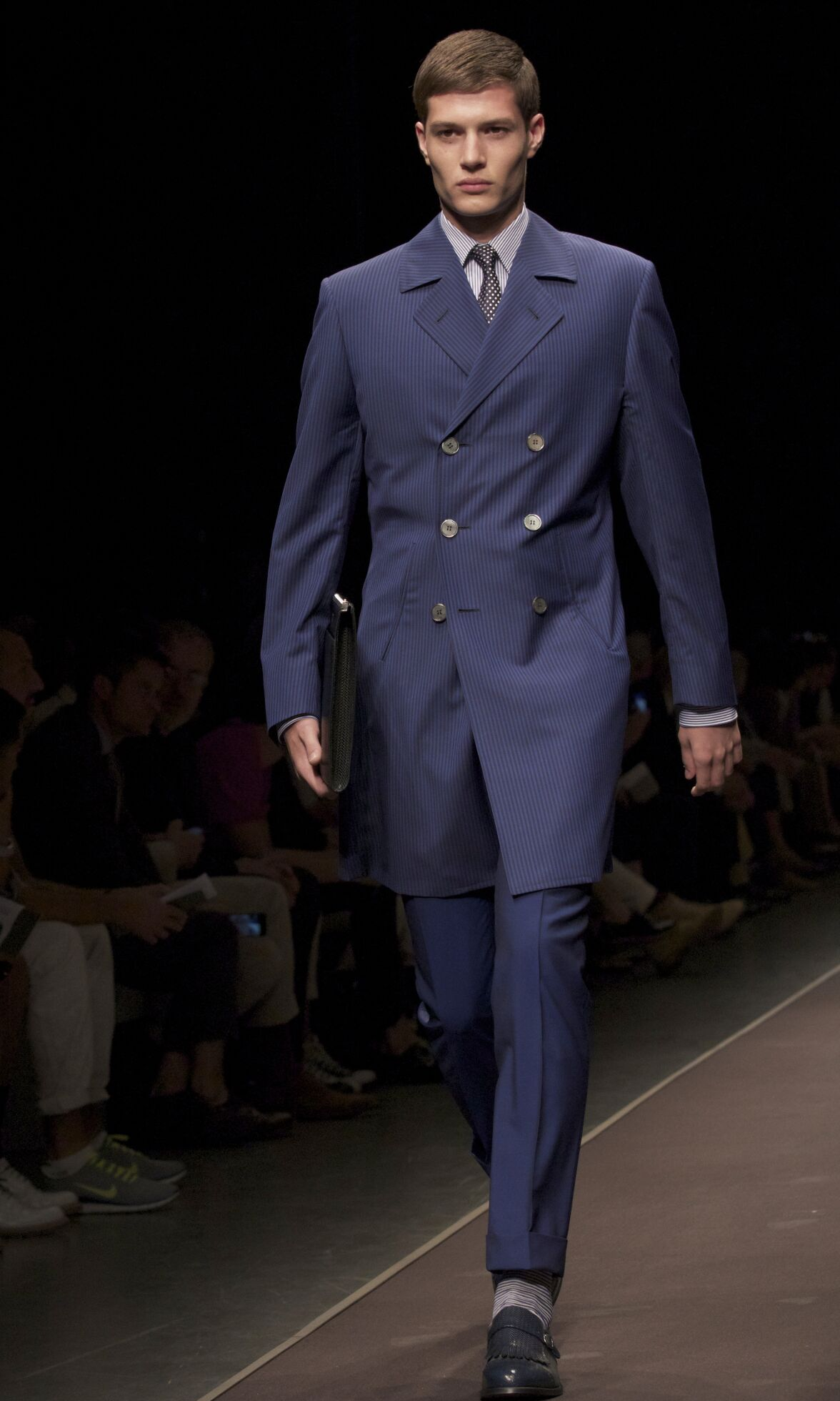 Summer 2014 Fashion Show Canali