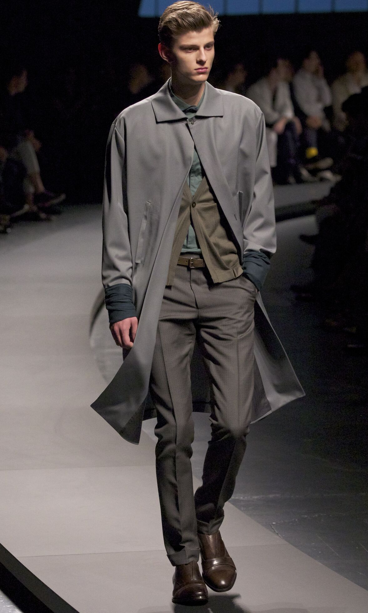 Summer 2014 Fashion Show Ermenegildo Zegna