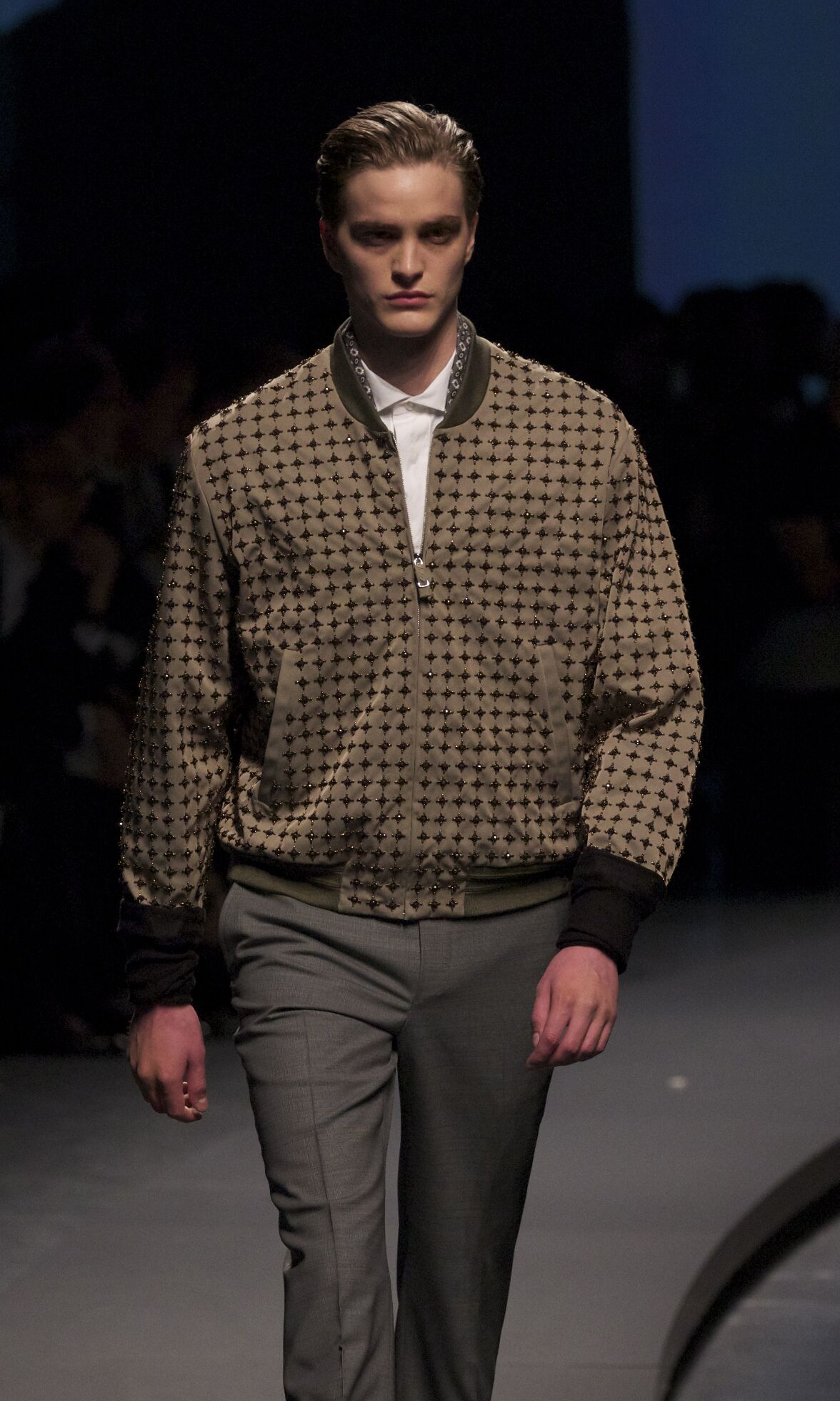 Summer 2014 Man Trends Ermenegildo Zegna