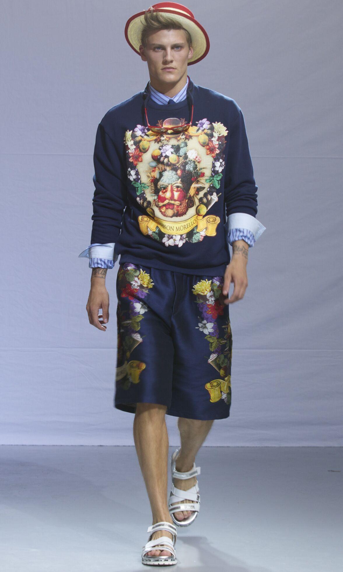 Summer 2014 Man Trends Frankie Morello