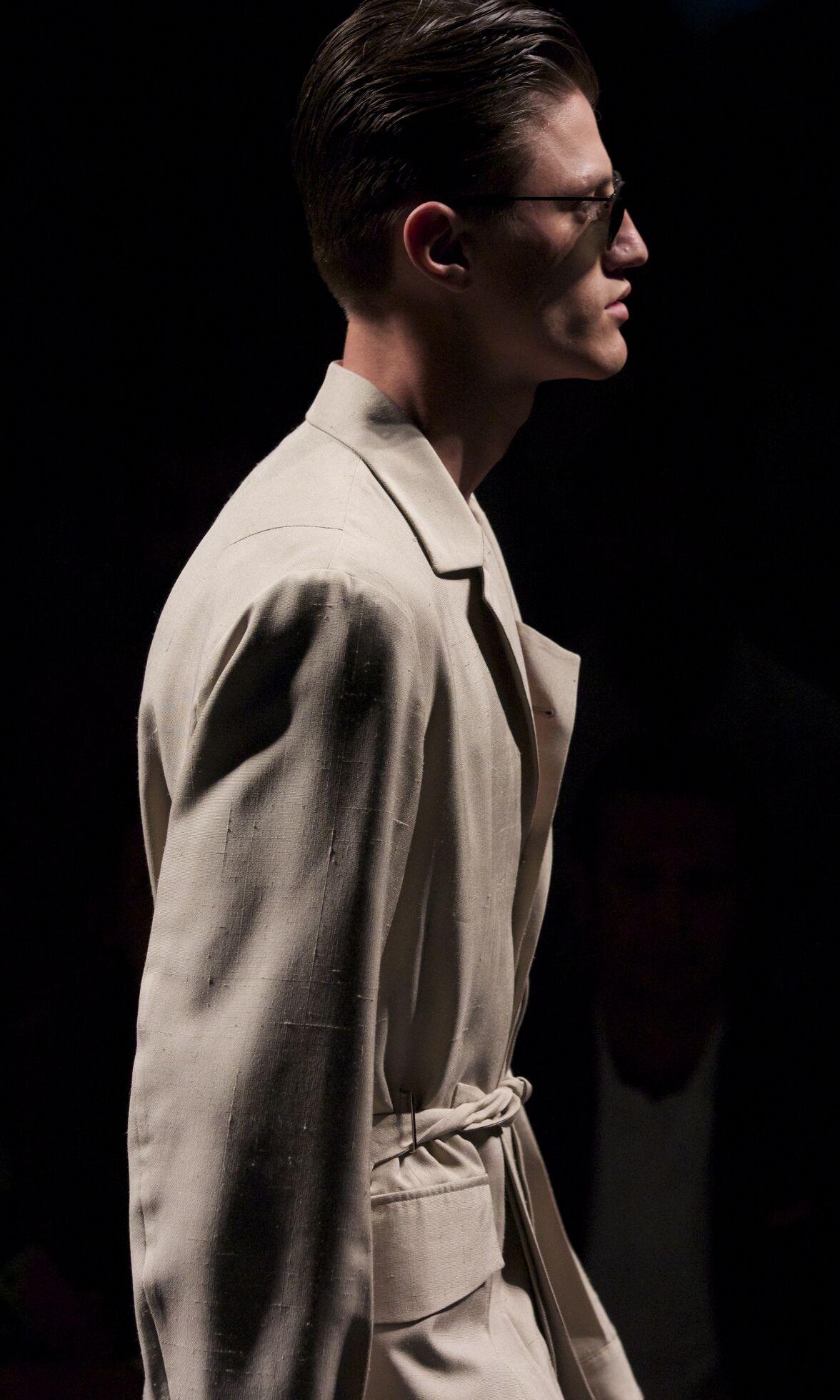 Summer Fashion Trends 2014 Ermenegildo Zegna