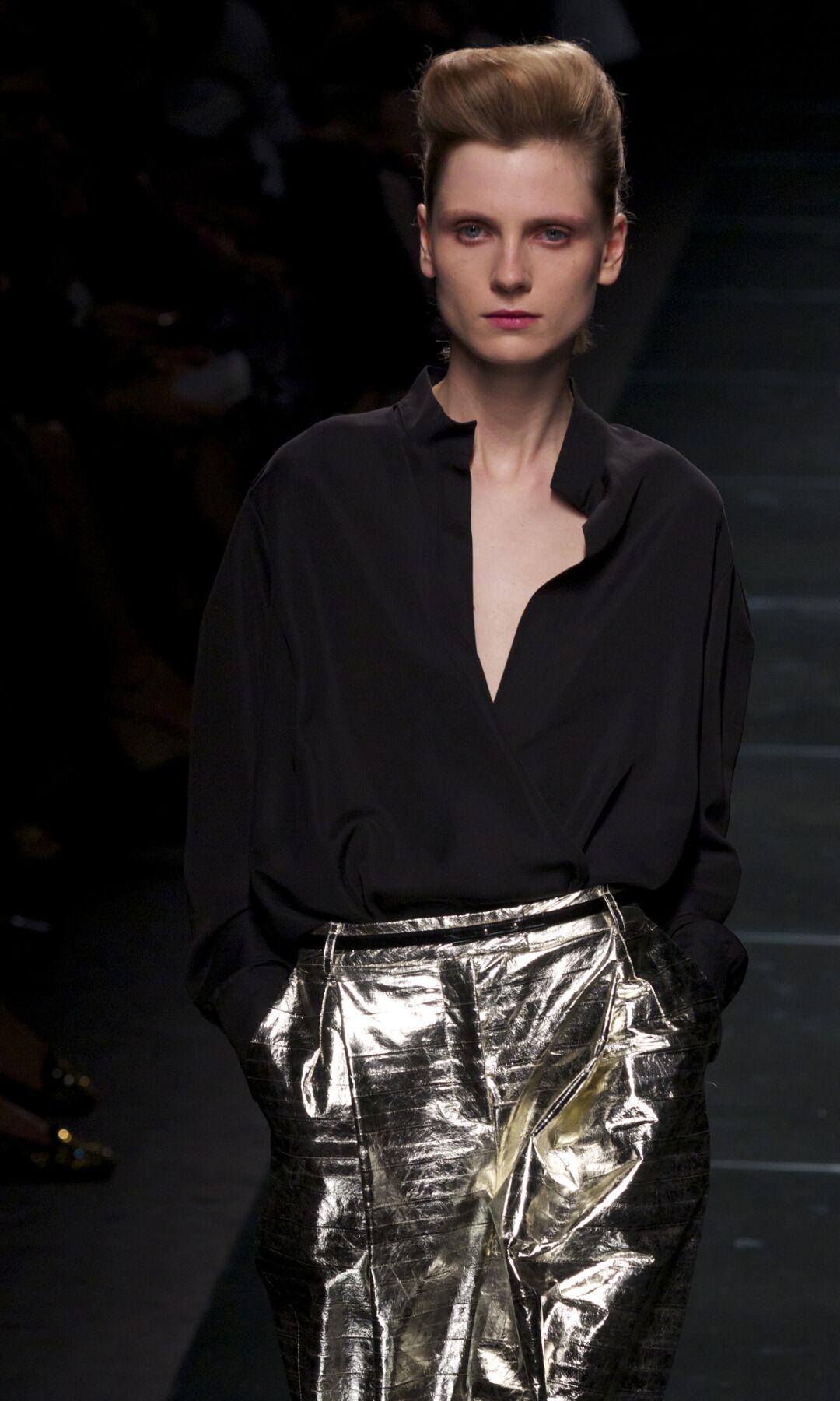 2014 Anteprima SS Fashion Show Milan Fashion Week