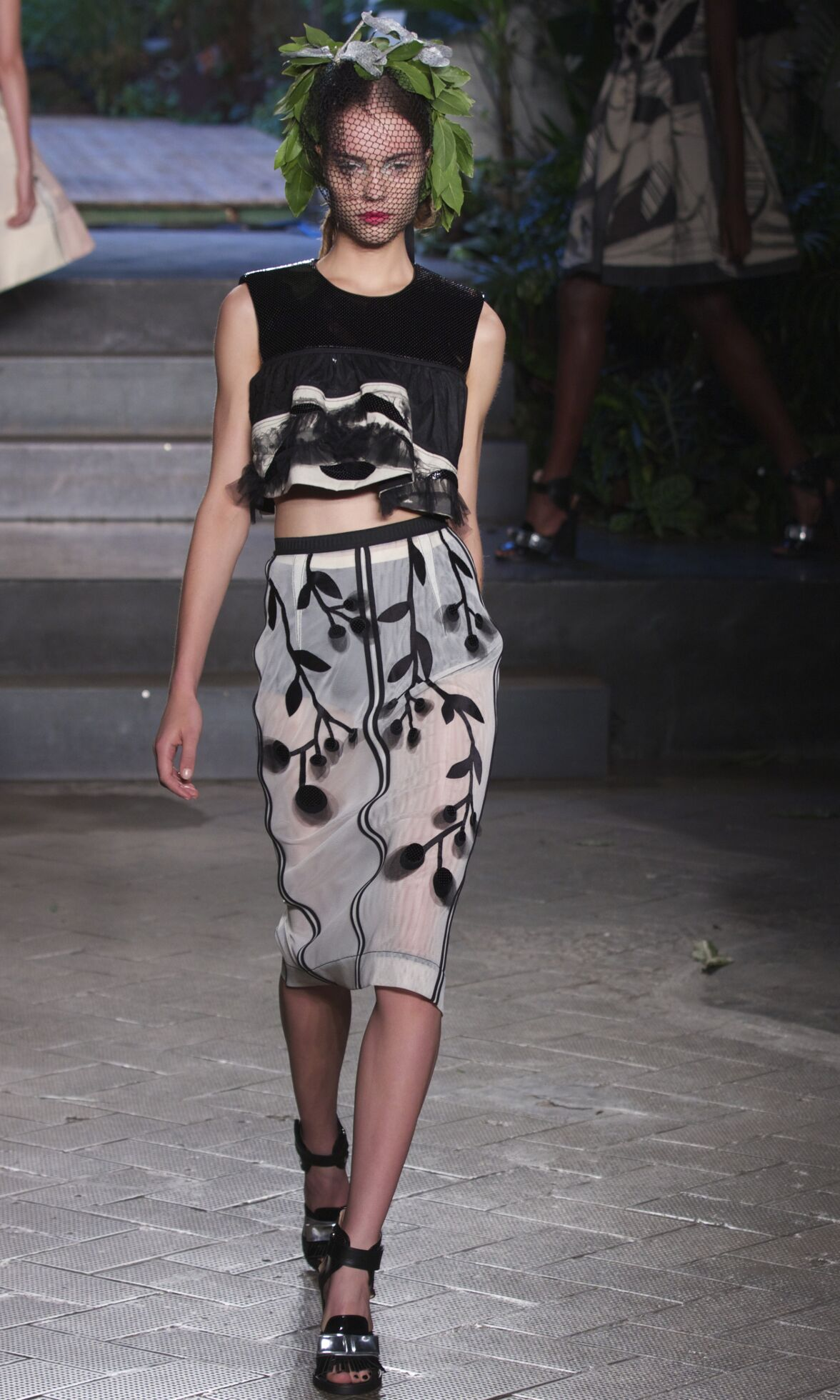 2014 Antonio Marras SS Fashion Show Milan Fashion Week