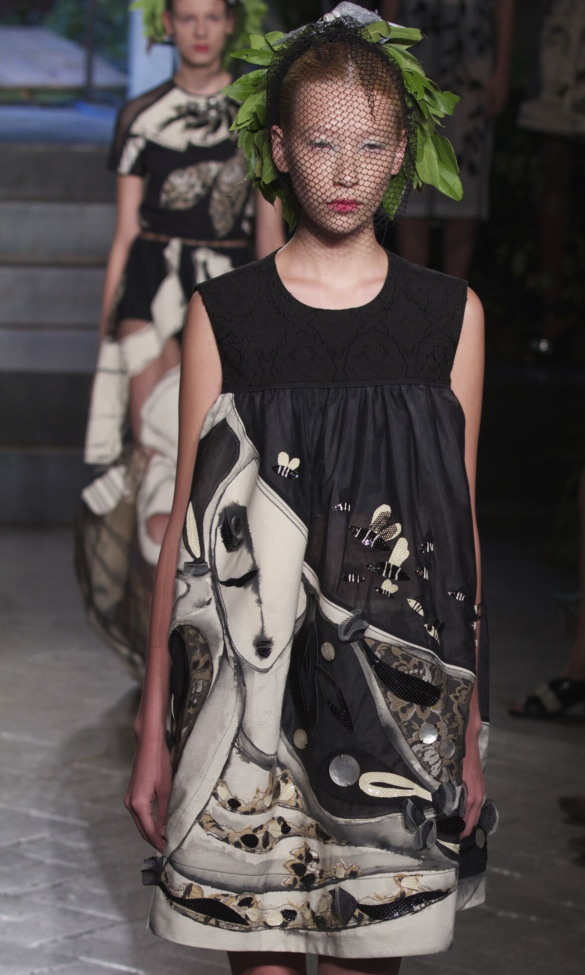 2014 Antonio Marras SS Fashion Show Milano Fashion Week