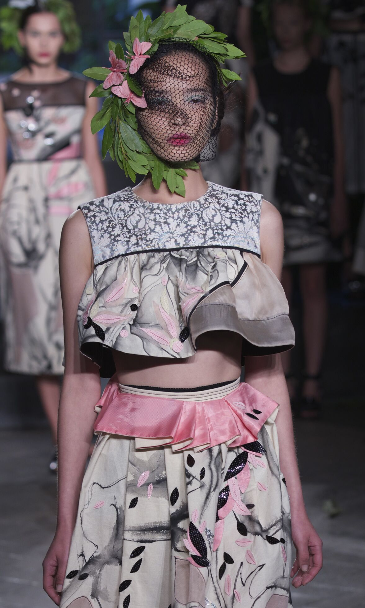 2014 Antonio Marras Summer Catwalk