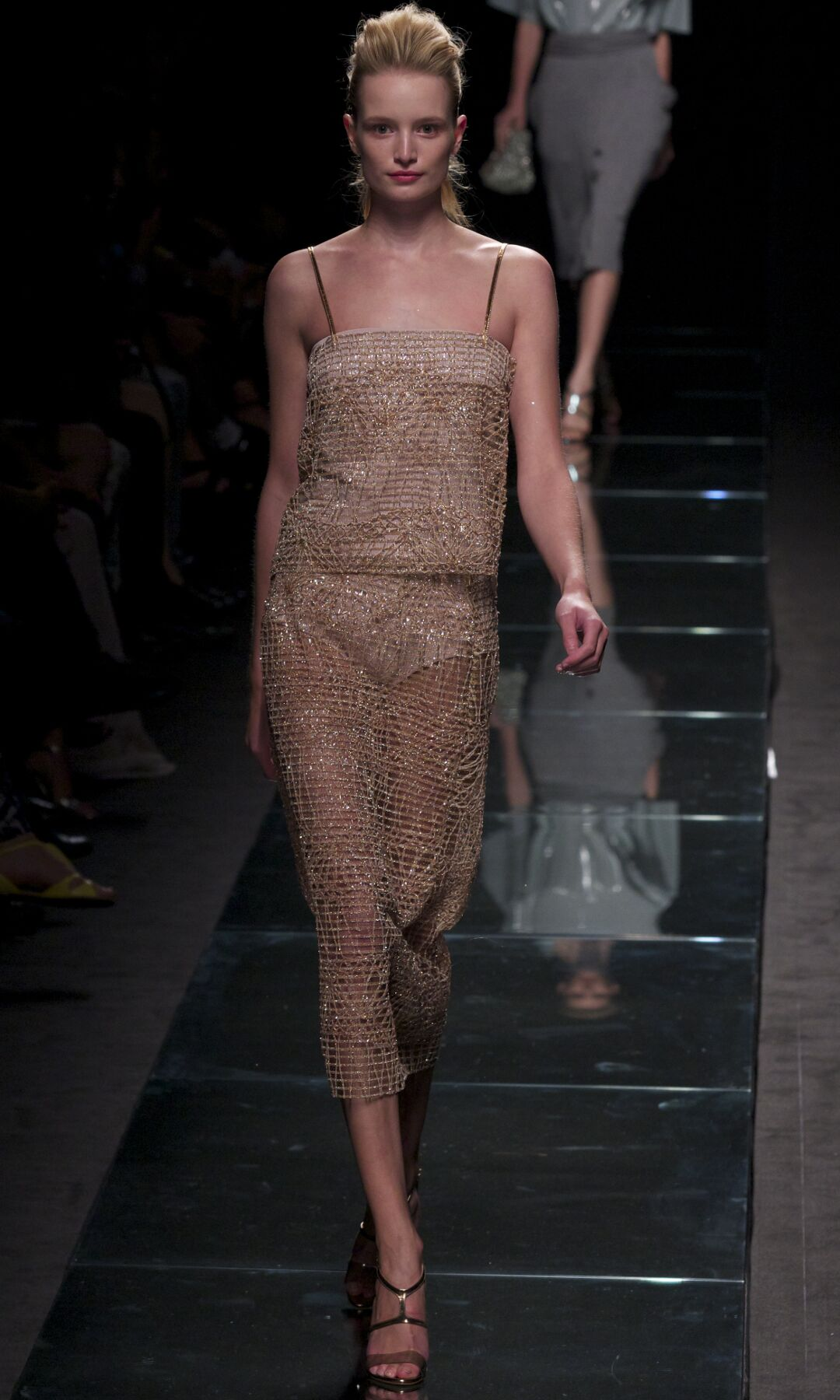 2014 Catwalk Anteprima Woman Fashion Show Summer