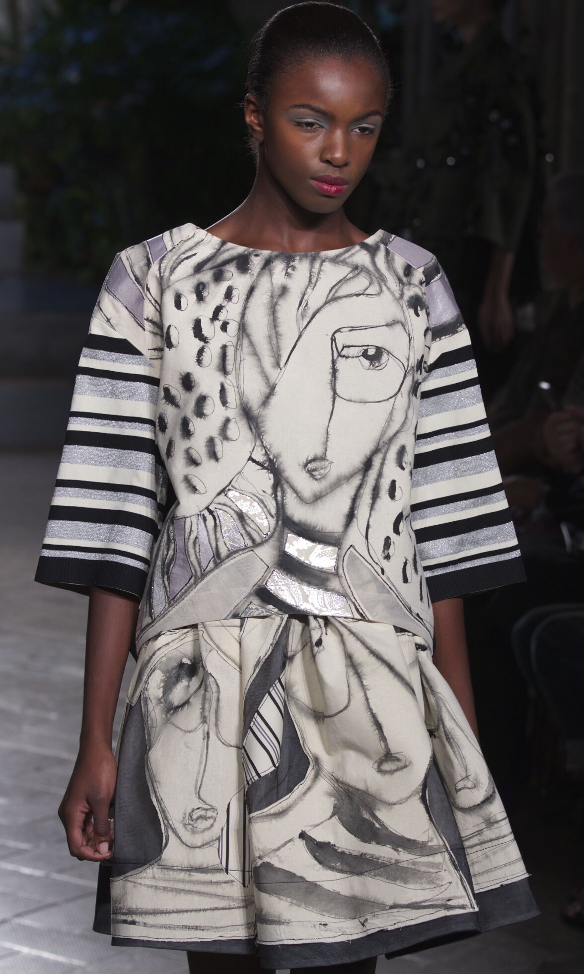 2014 Catwalk Antonio Marras Summer