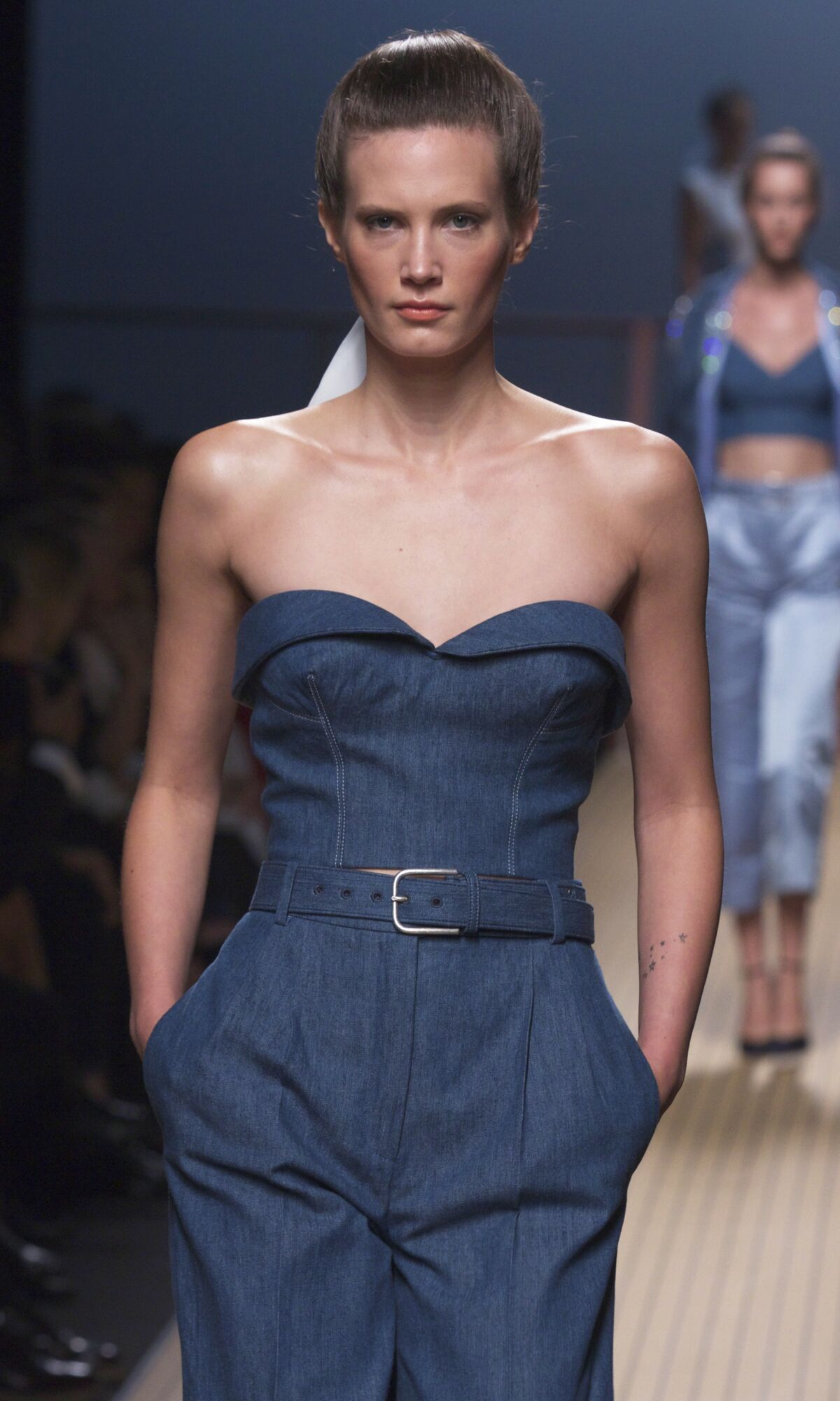 2014 Catwalk Ermanno Scervino Summer
