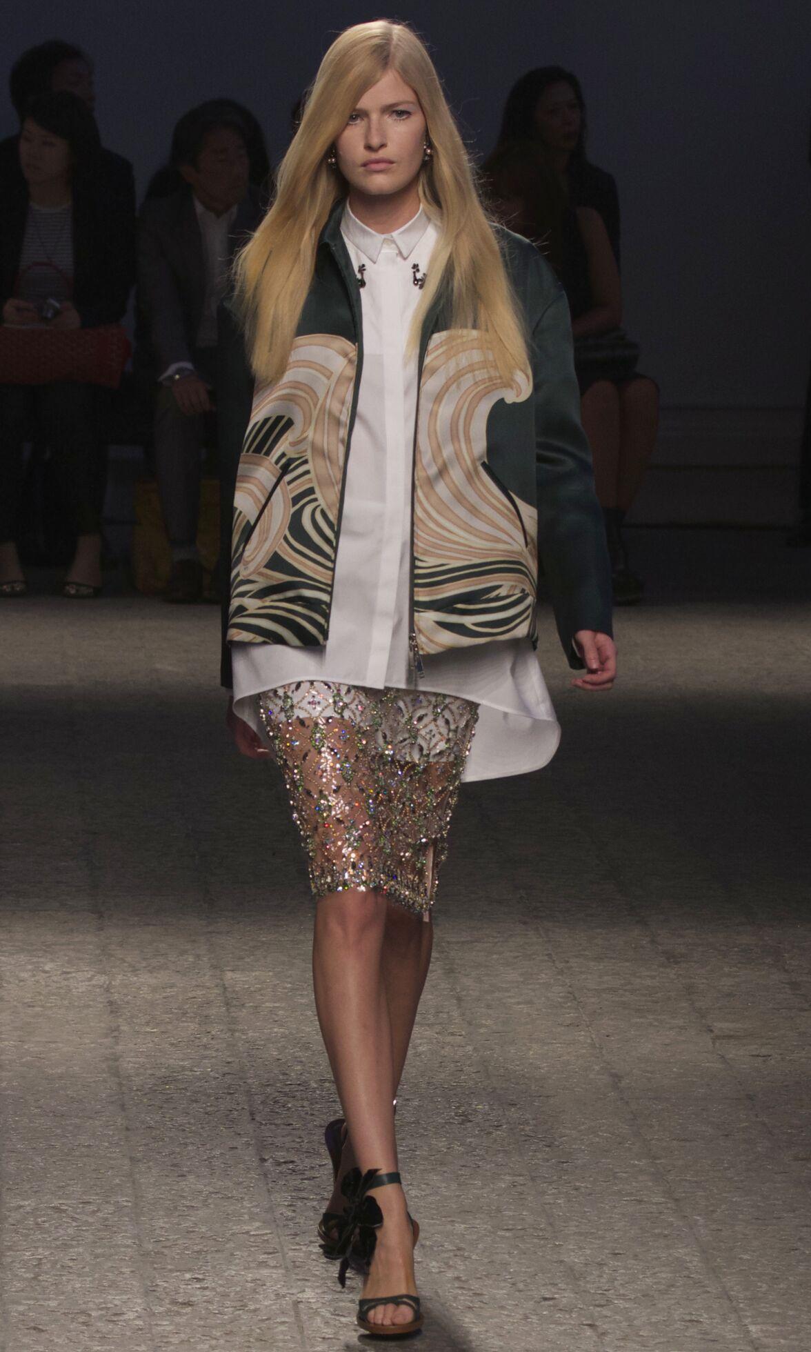 2014 Catwalk N°21 Woman Fashion Show Summer