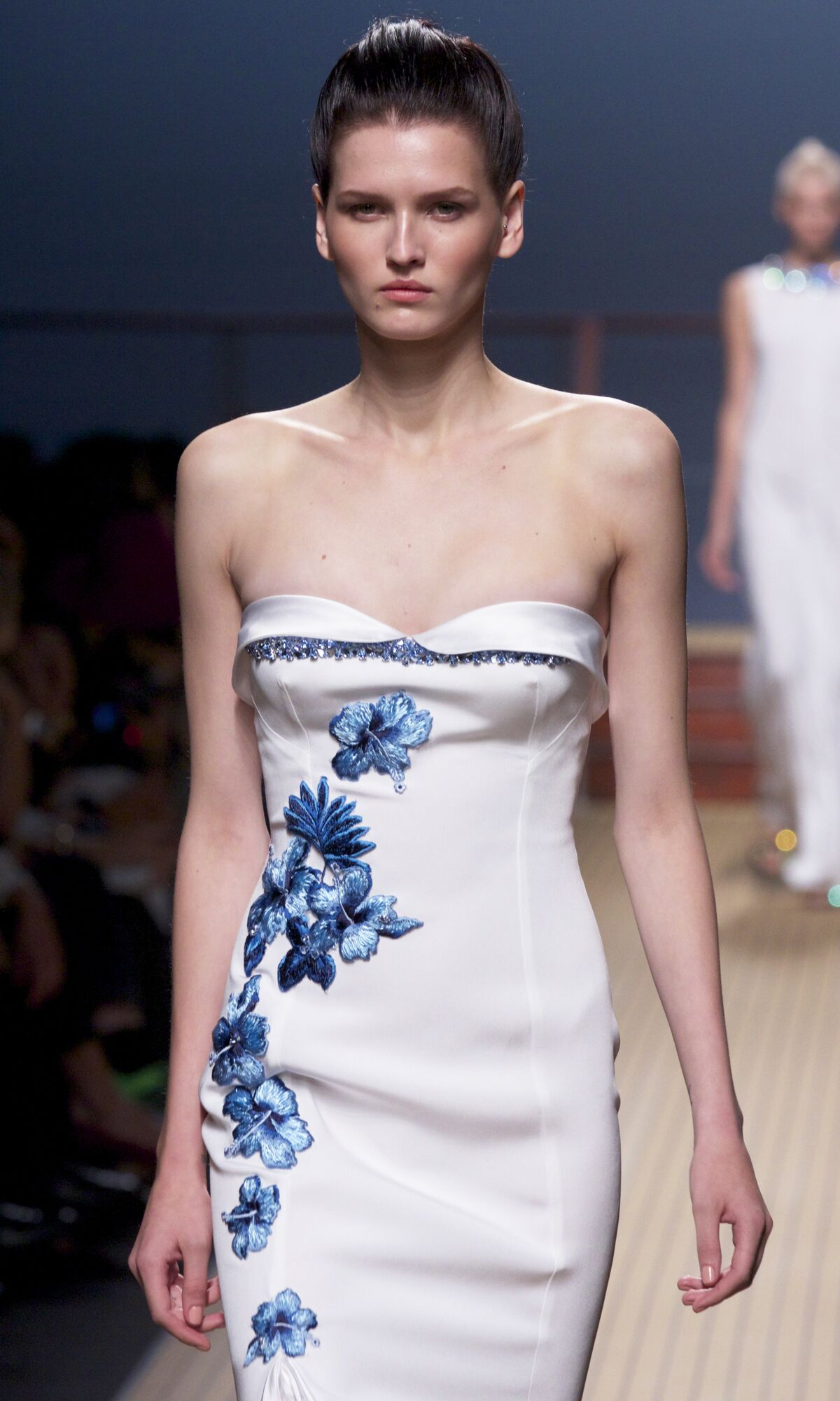 2014 Ermanno Scervino Summer Catwalk