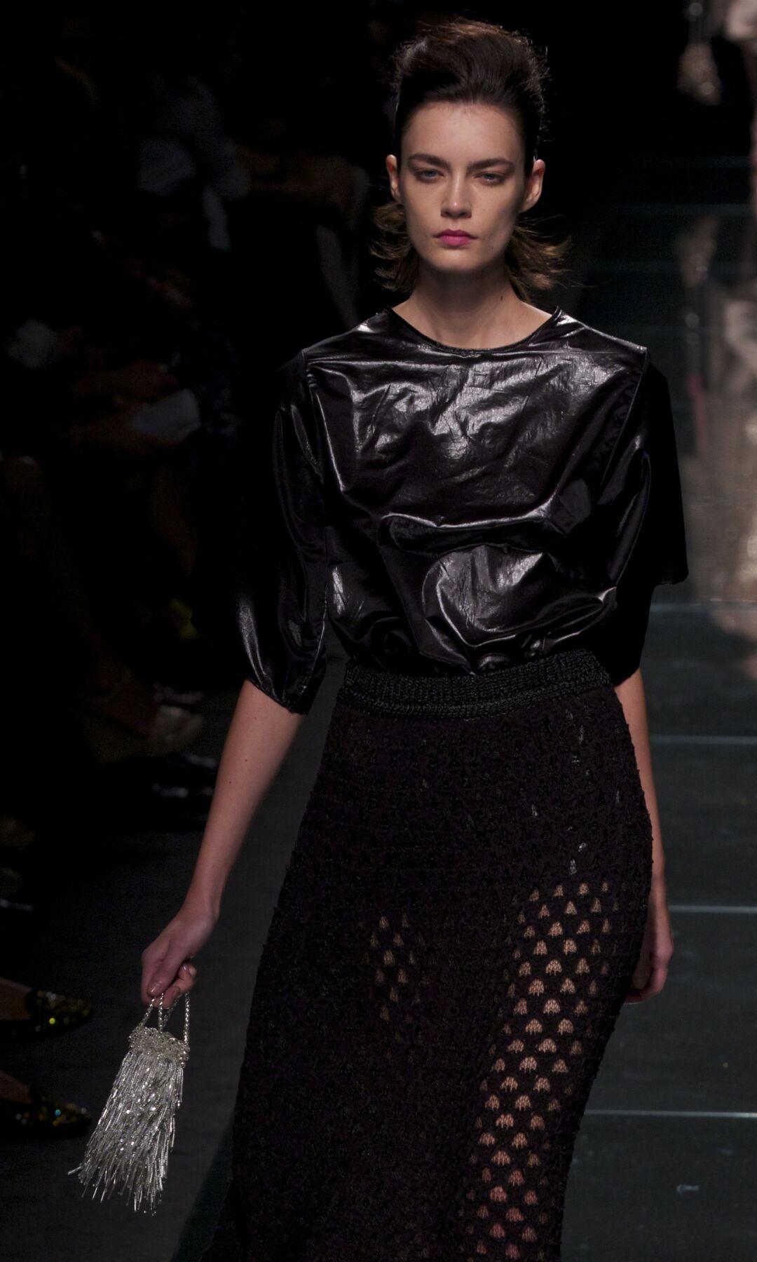 2014 Runway Anteprima Summer Fashion Show Milano Fashion Week