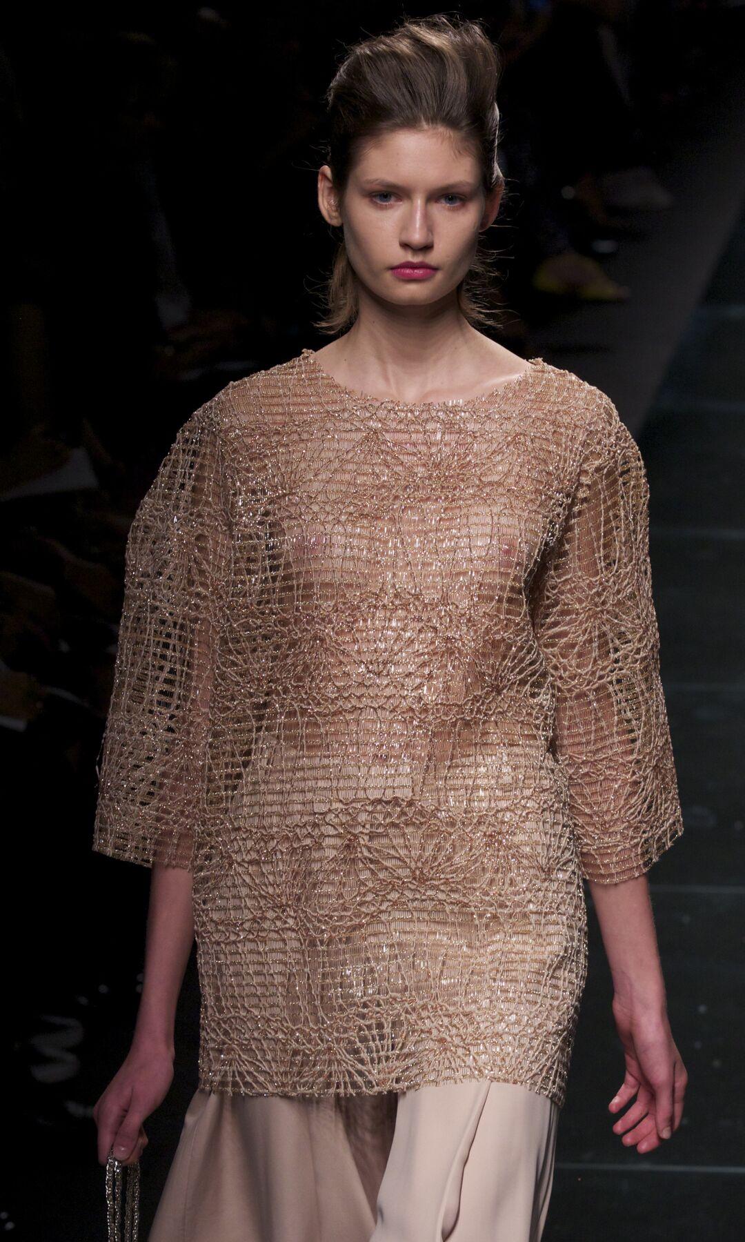 2014 Womenswear Anteprima Fashion Show Milano Fashion Week