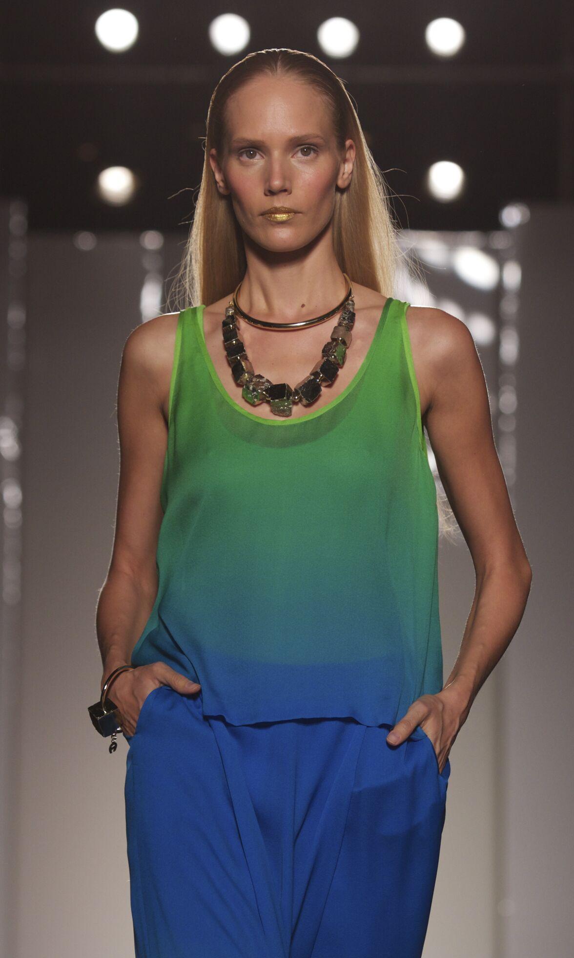 Aigner Milano Fashion Week Womenswear