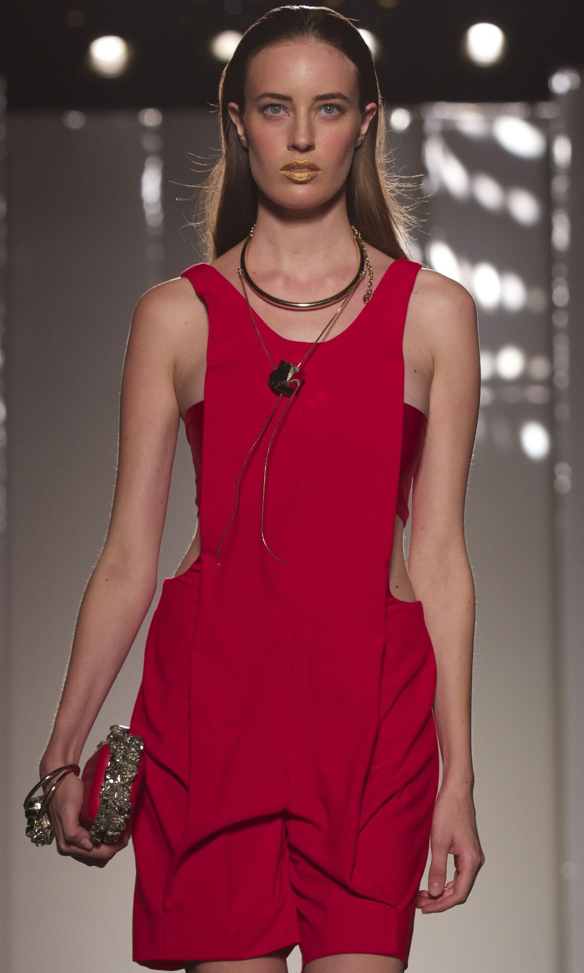 Aigner Spring Summer 2014 Womens Collection Milano Fashion Week