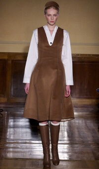 ANDREA INCONTRI FALL WINTER 2013-14 WOMEN'S COLLECTION – MILANO FASHION WEEK
