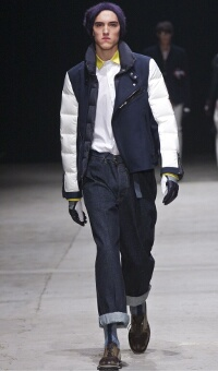 ANDREA POMPILIO FALL WINTER 2013-14 COLLECTION – PITTI IMMAGINE UOMO