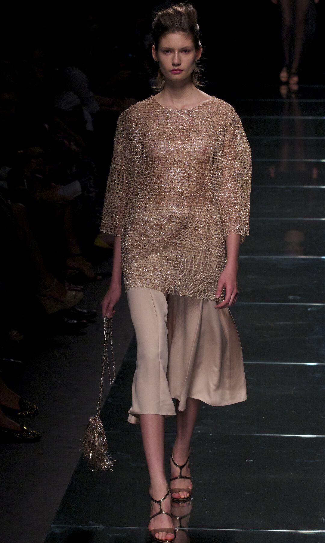 Anteprima Finale Fashion Show Milano Fashion Week