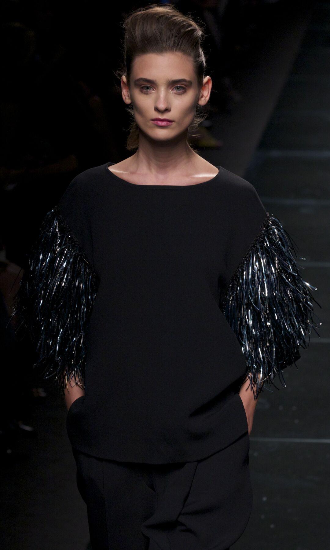 Anteprima Spring Summer 2014 Womens Collection Milan Fashion Week