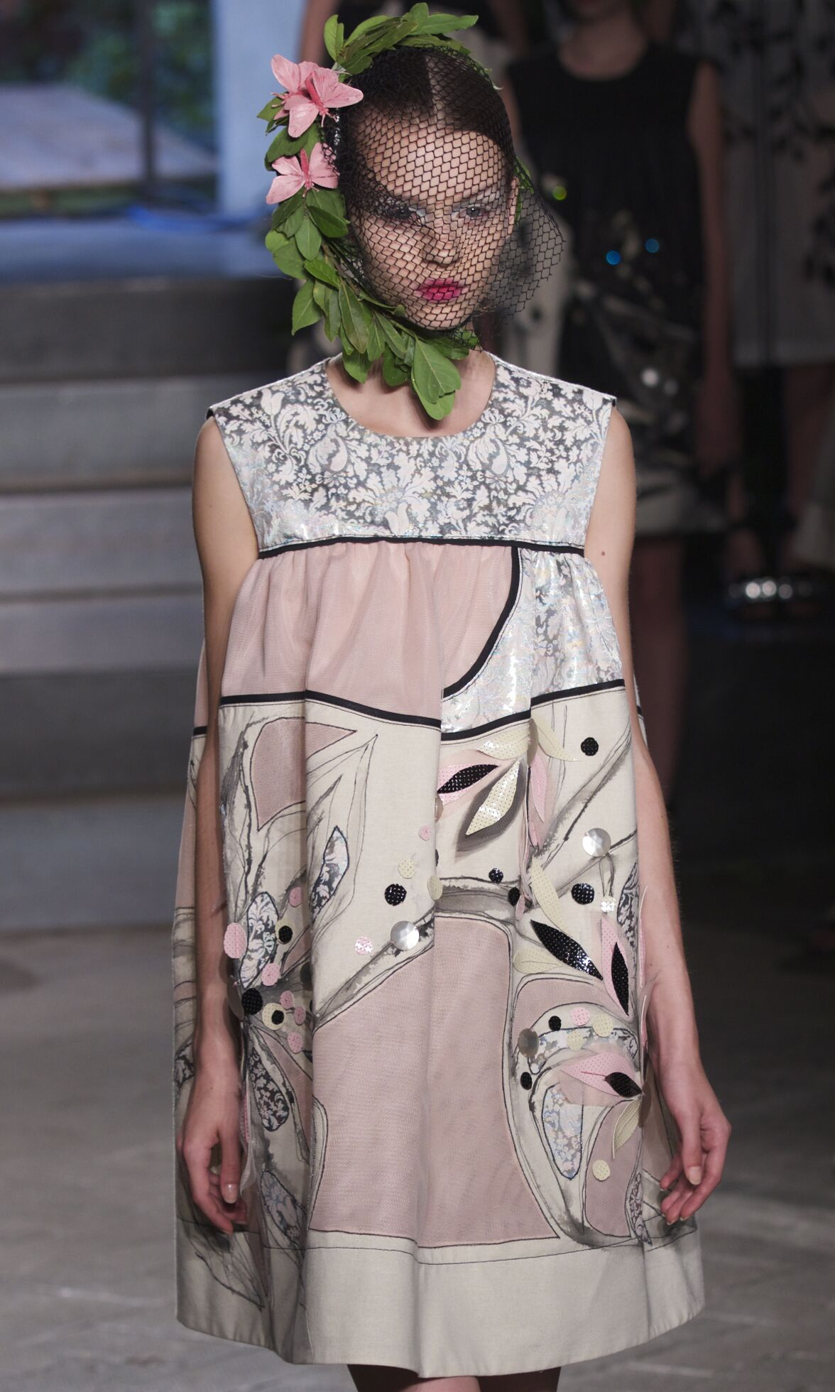 Antonio Marras Catwalk 2014 Fashion Show Milano Fashion Week