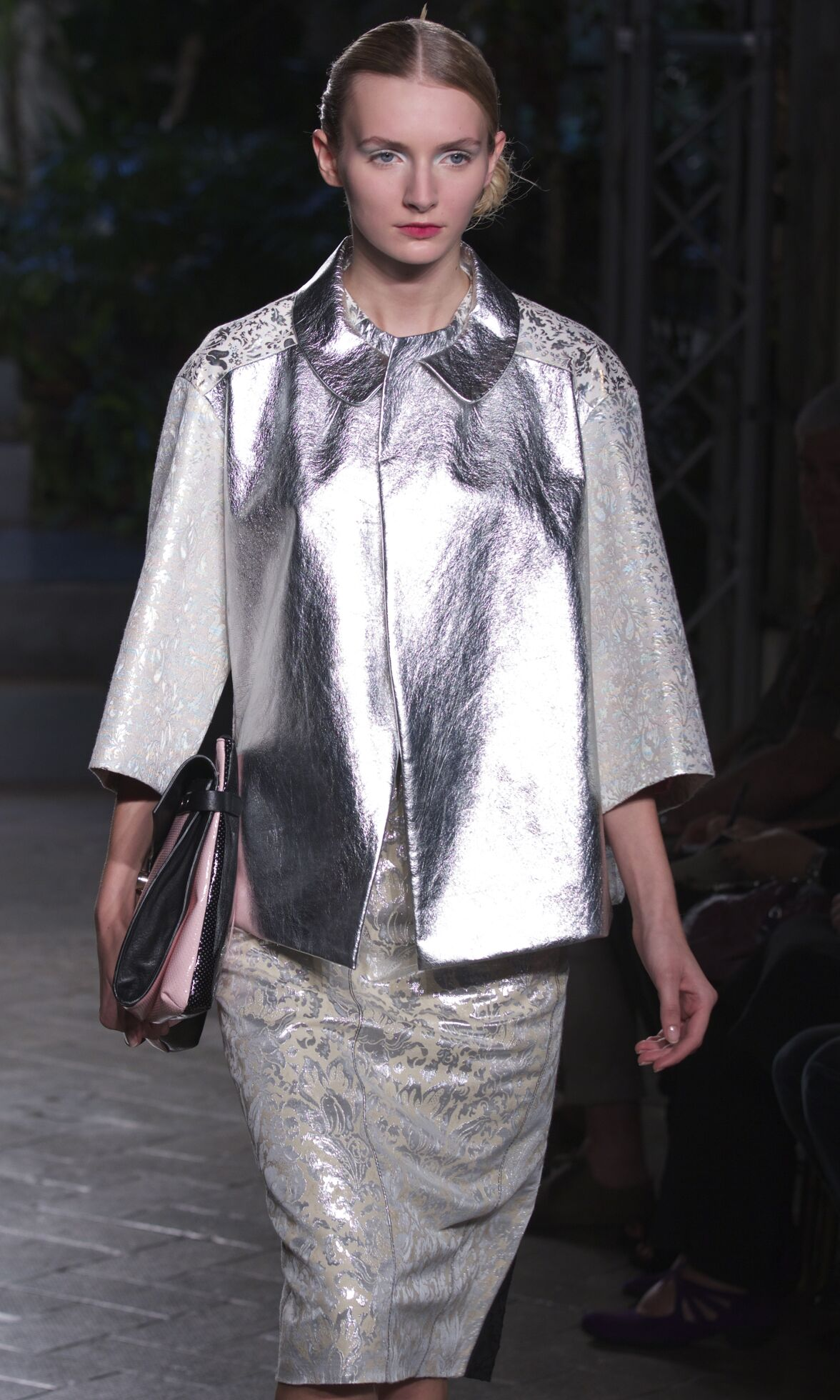 Antonio Marras Spring 2014 Catwalk