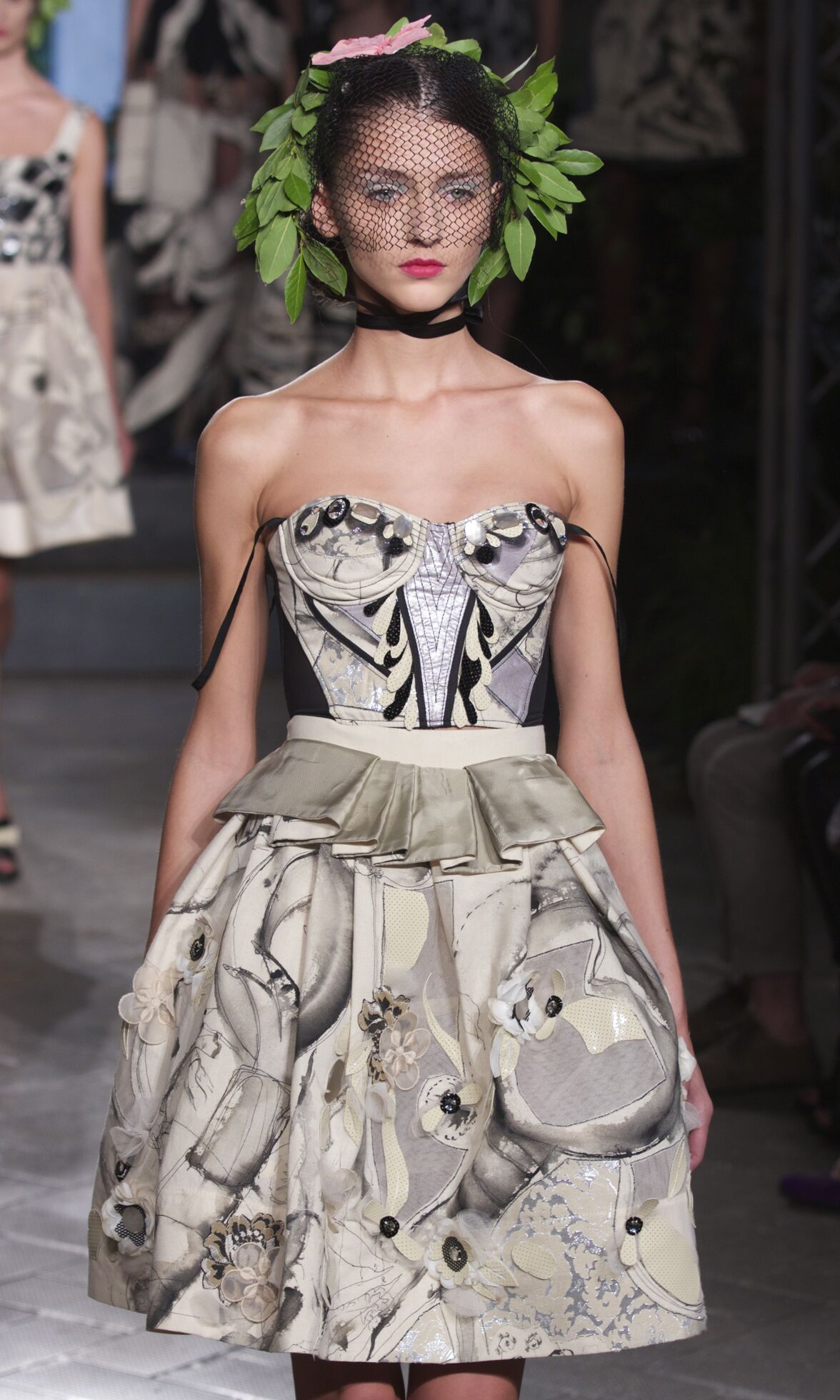Antonio Marras Spring Summer 2014 Womens Collection Milan Fashion
